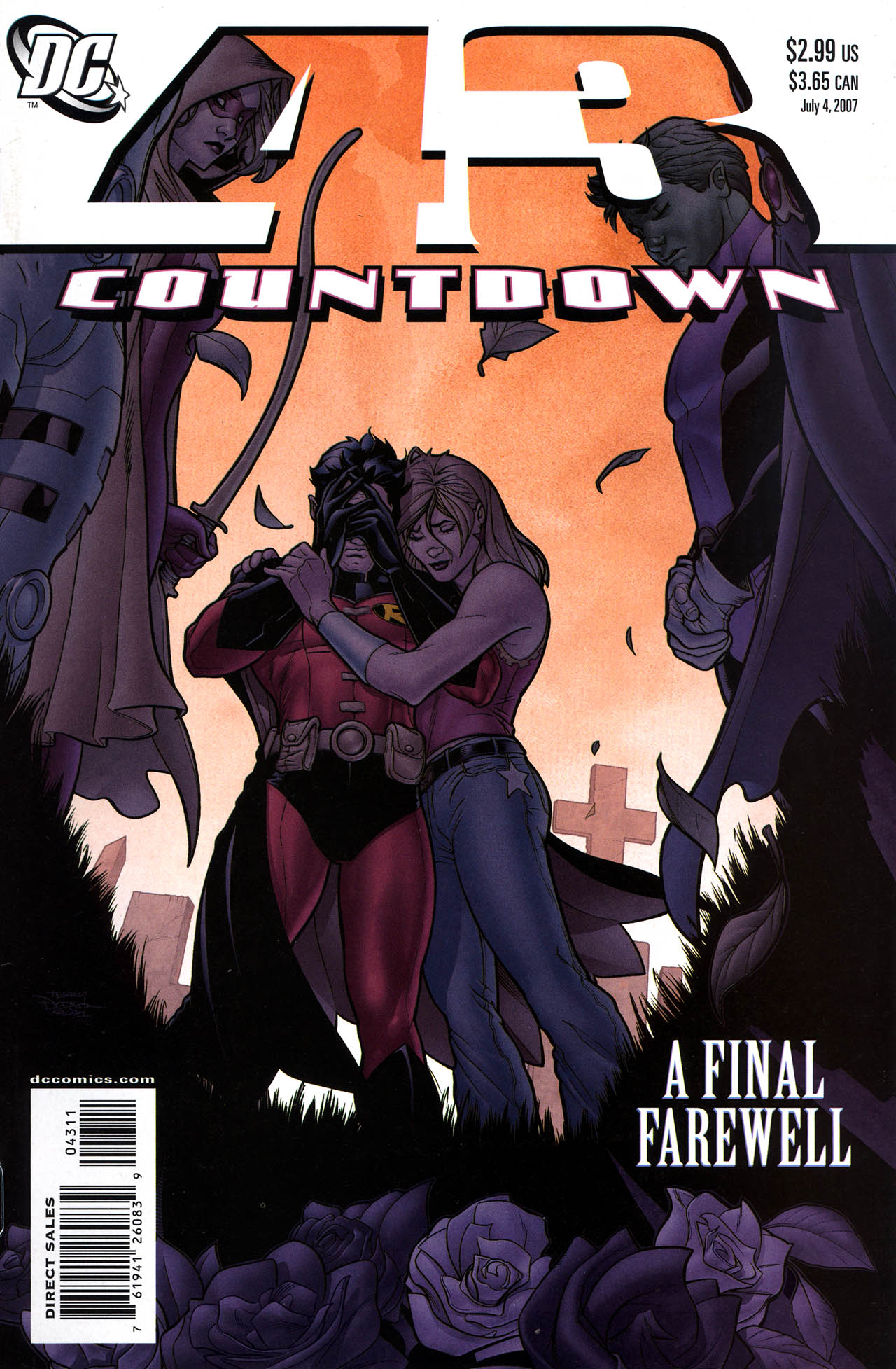 Countdown (2007) 43 Page 1