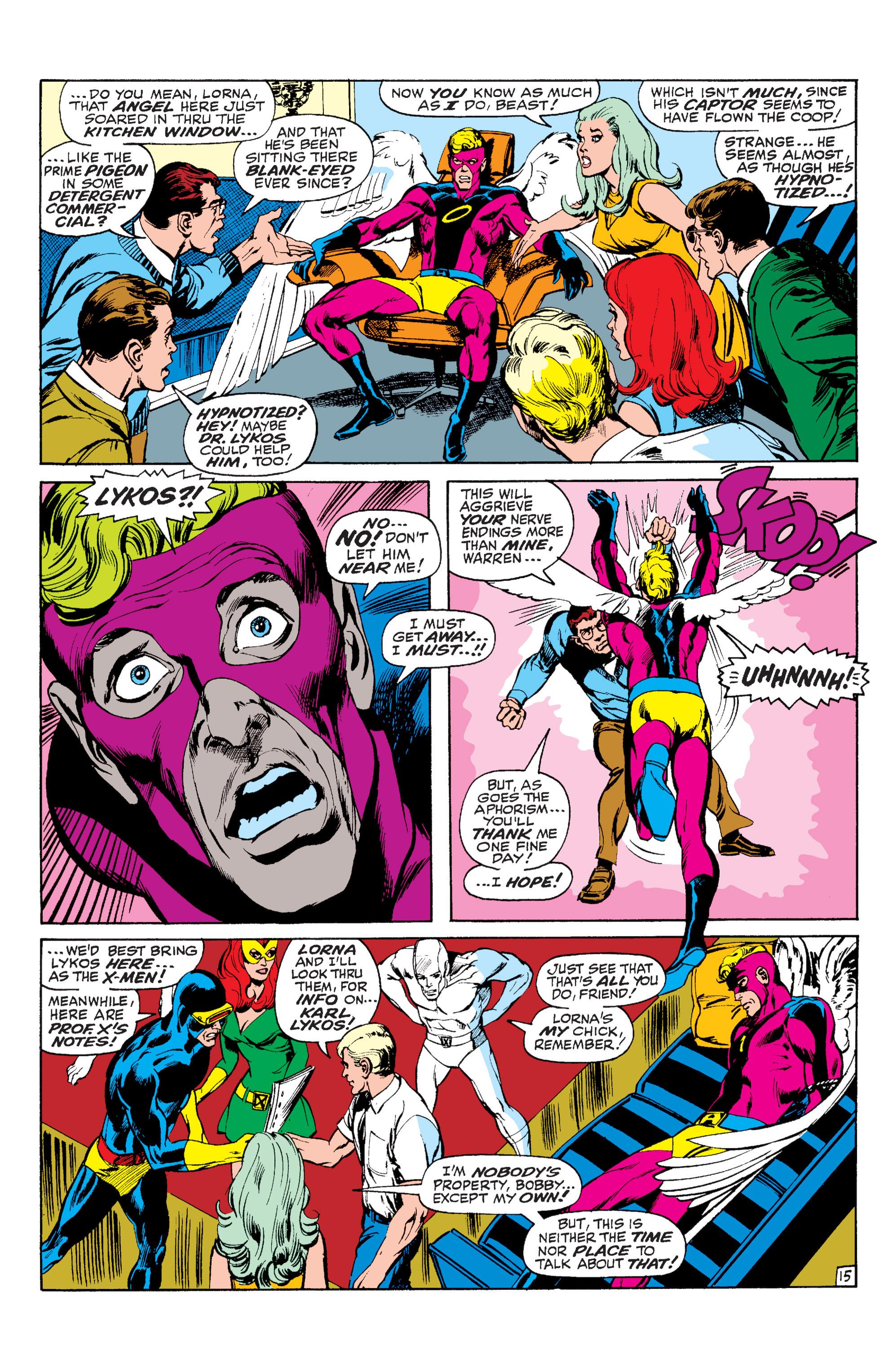 Uncanny X-Men (1963) 61 Page 13