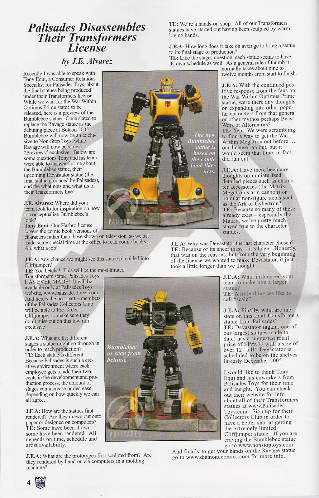 Read online Transformers: Collectors' Club comic -  Issue #5 - 4