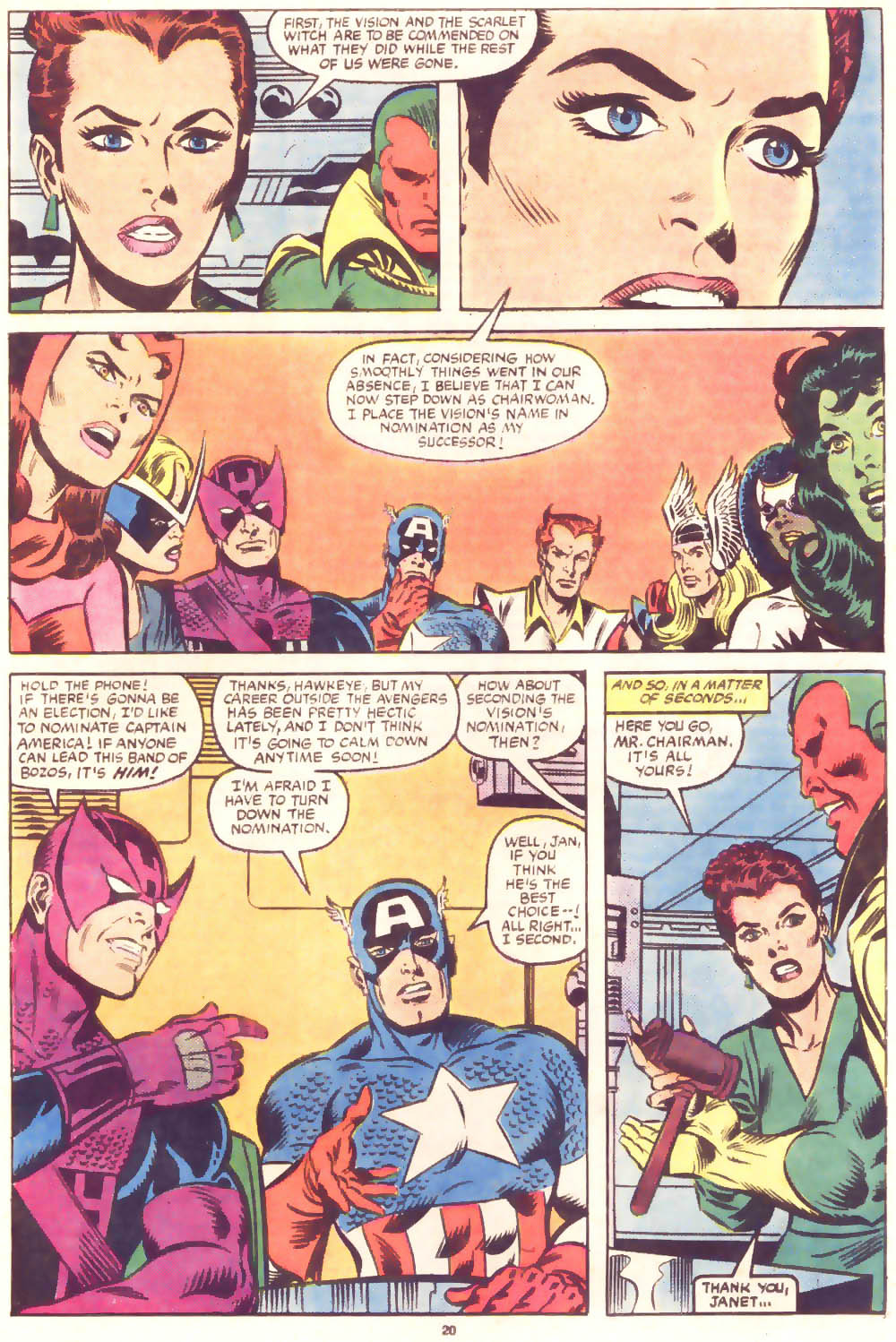 The Avengers (1963) 243 Page 20