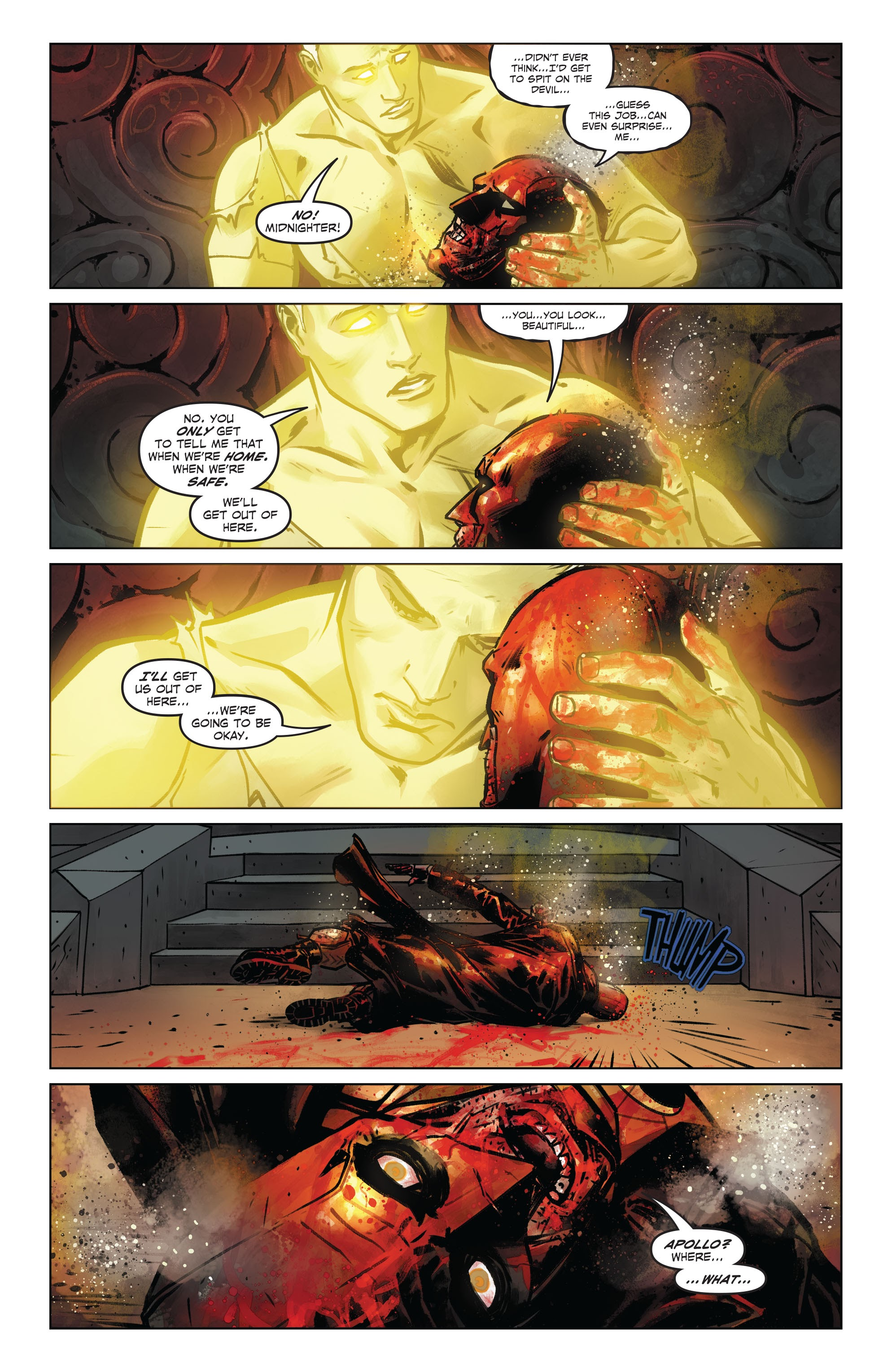 Midnighter and Apollo #_TPB #7 - English 112