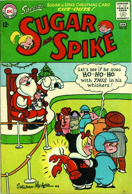 Sugar and Spike 50 Page 1