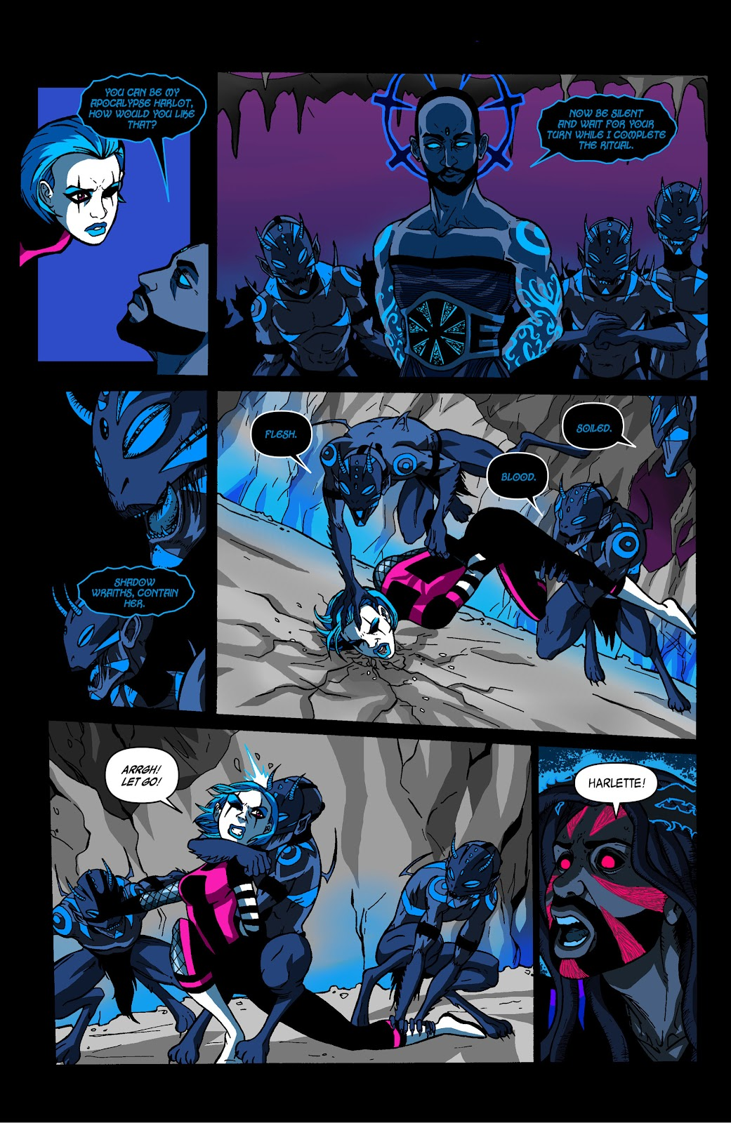 Sentinels issue 3 - Page 4