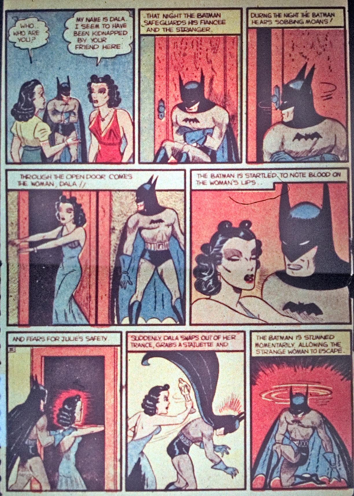 Detective Comics (1937) 32 Page 4
