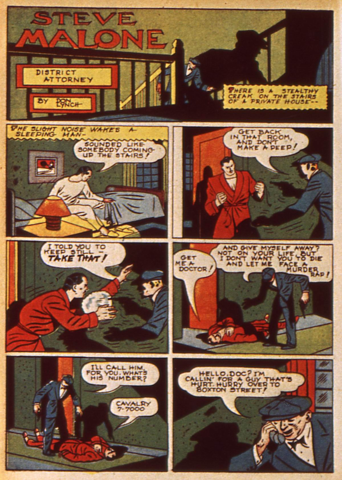 Read online Detective Comics (1937) comic -  Issue #47 - 44
