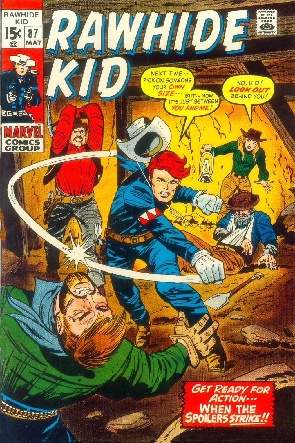 The Rawhide Kid (1955) issue 87 - Page 2