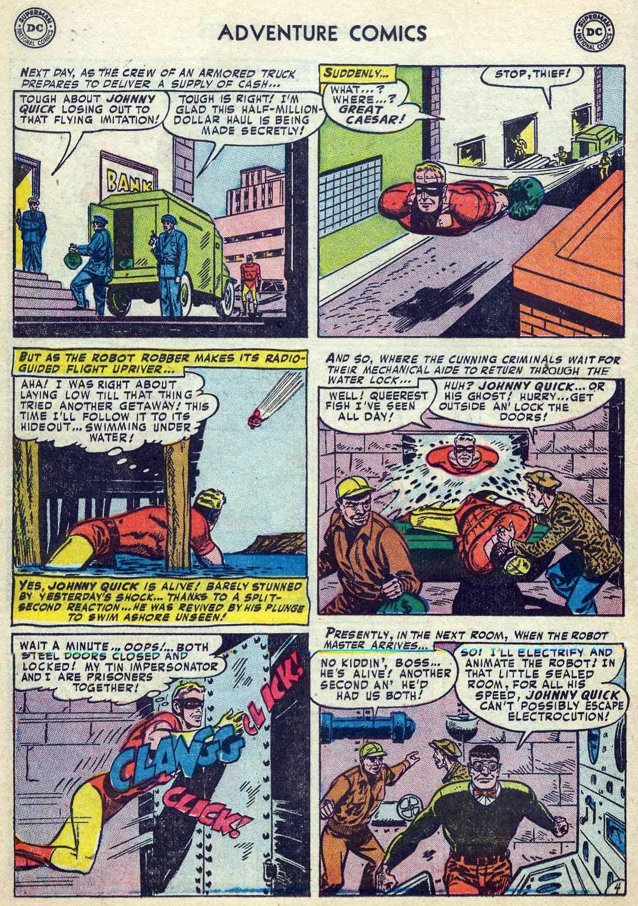 Read online Adventure Comics (1938) comic -  Issue #180 - 28