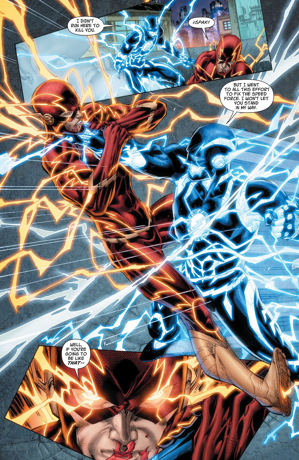 Read online The Flash (2011) comic -  Issue # _TPB 6 (Part 2) - 51