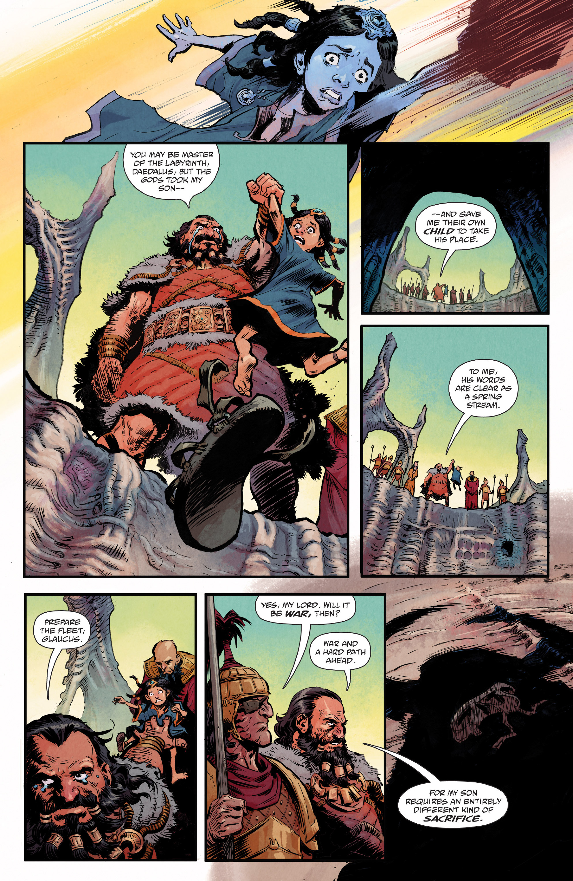 Read online Birthright (2014) comic -  Issue #24 - 26