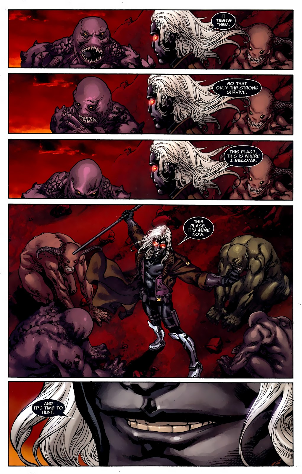 Read online X-Men: Second Coming Revelations comic -  Issue # TPB (Part 2) - 13