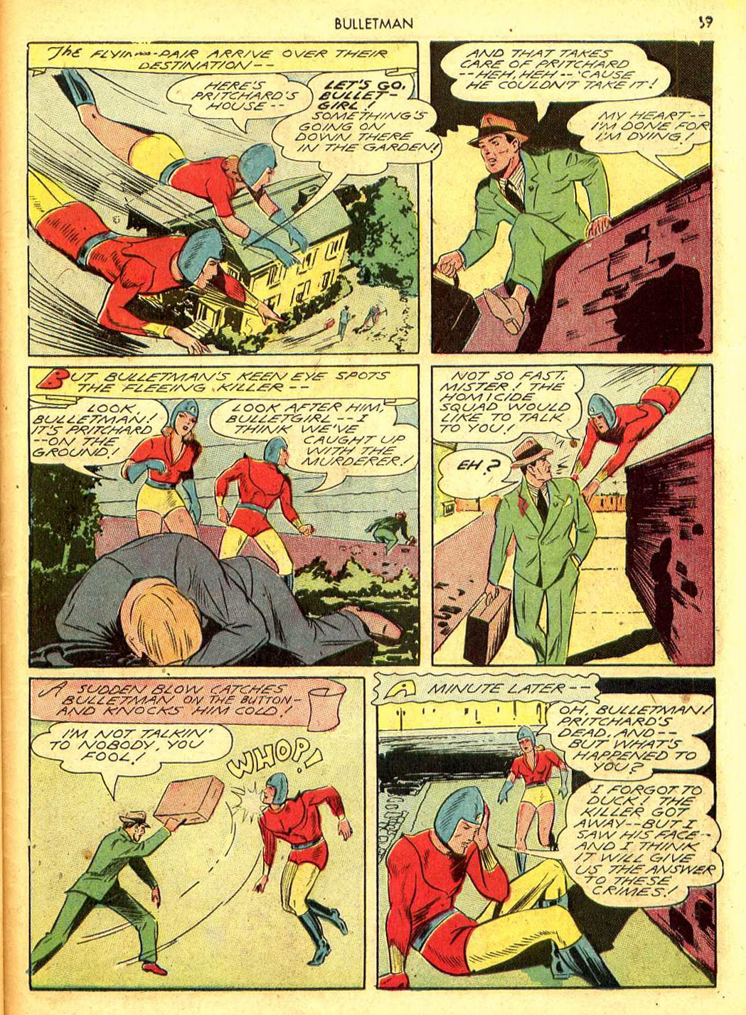 Bulletman issue 12 - Page 58