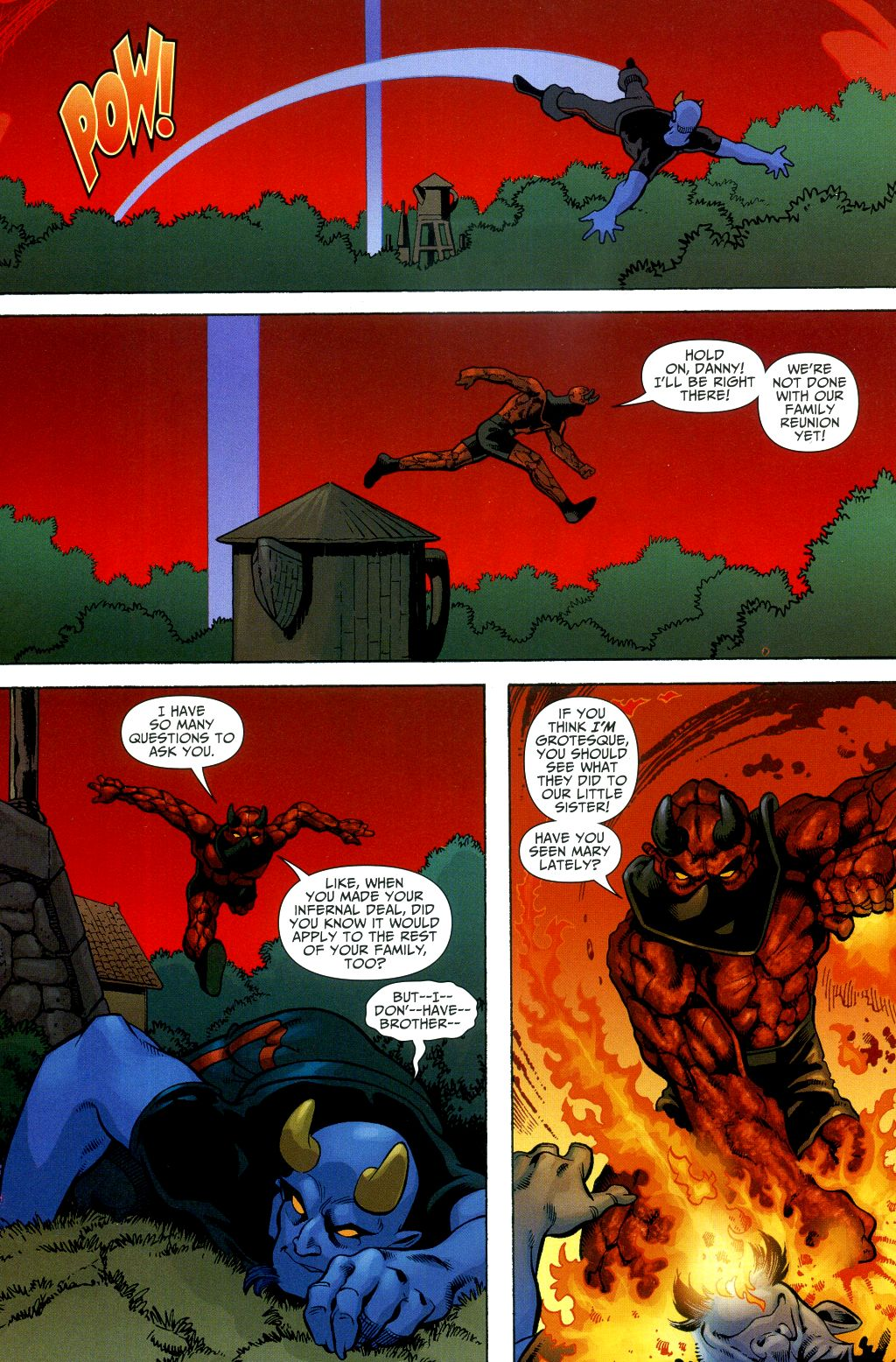 Read online Shadowpact comic -  Issue #2 - 11