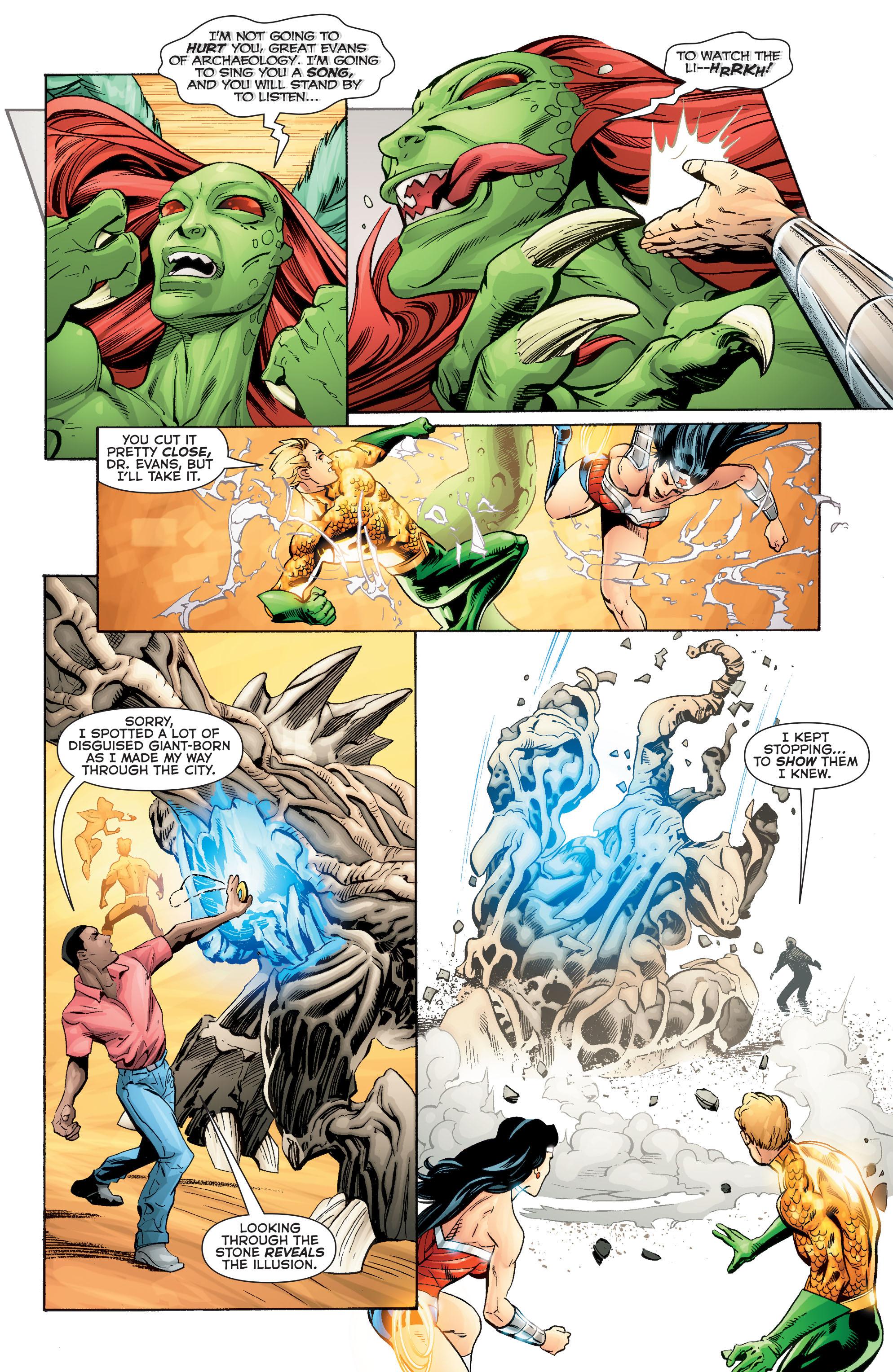 Read online Aquaman (2011) comic -  Issue #Aquaman (2011) _Annual 2 - 24