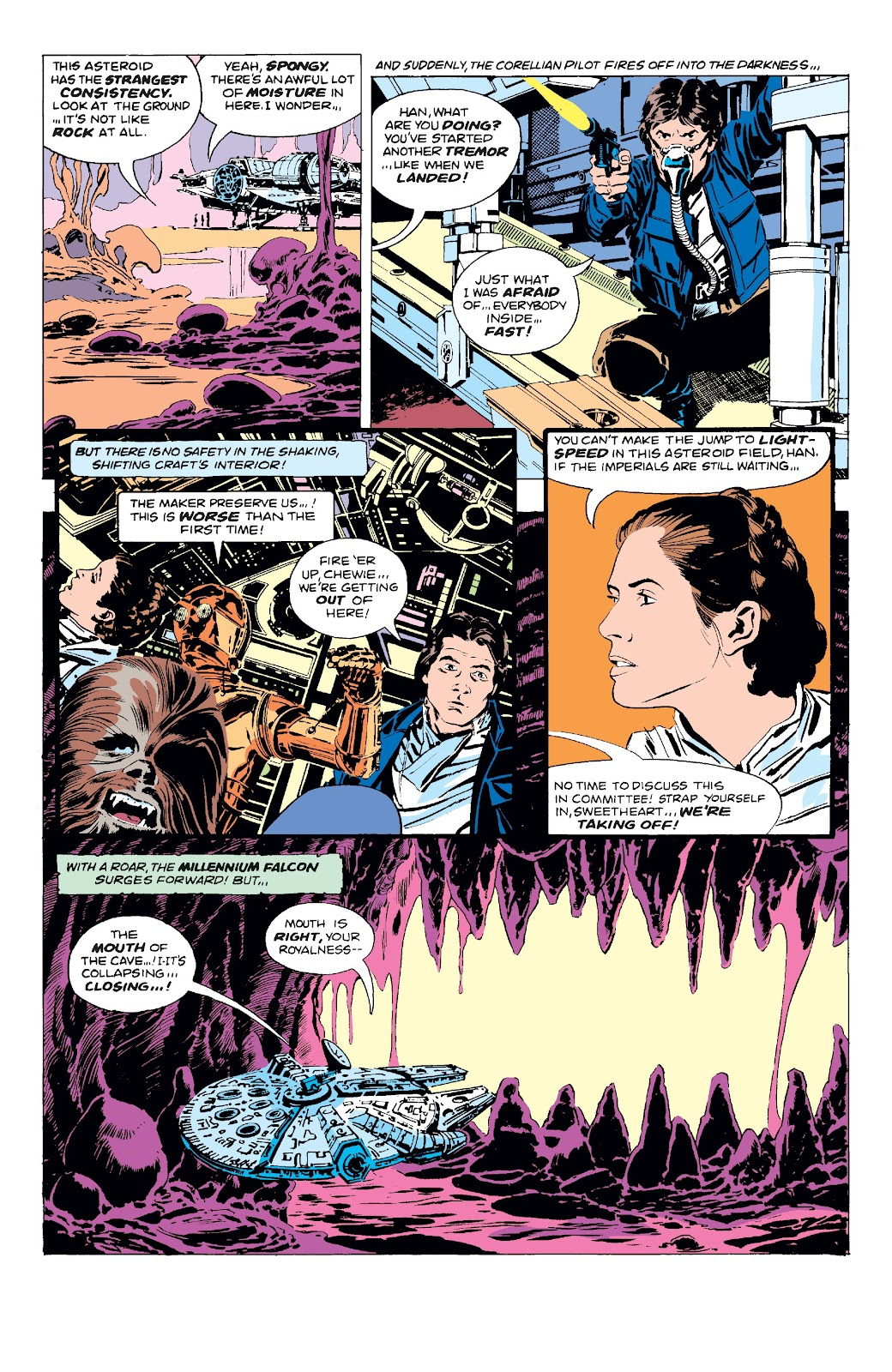 Read online Star Wars Legends: The Original Marvel Years - Epic Collection comic -  Issue # TPB 3 (Part 1) - 69