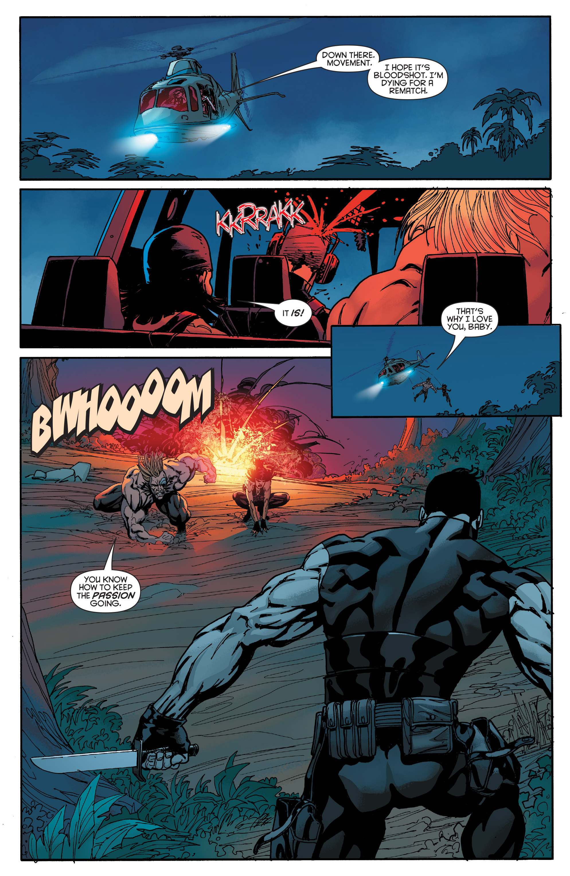 Read online Bloodshot and H.A.R.D.Corps comic -  Issue #19 - 6