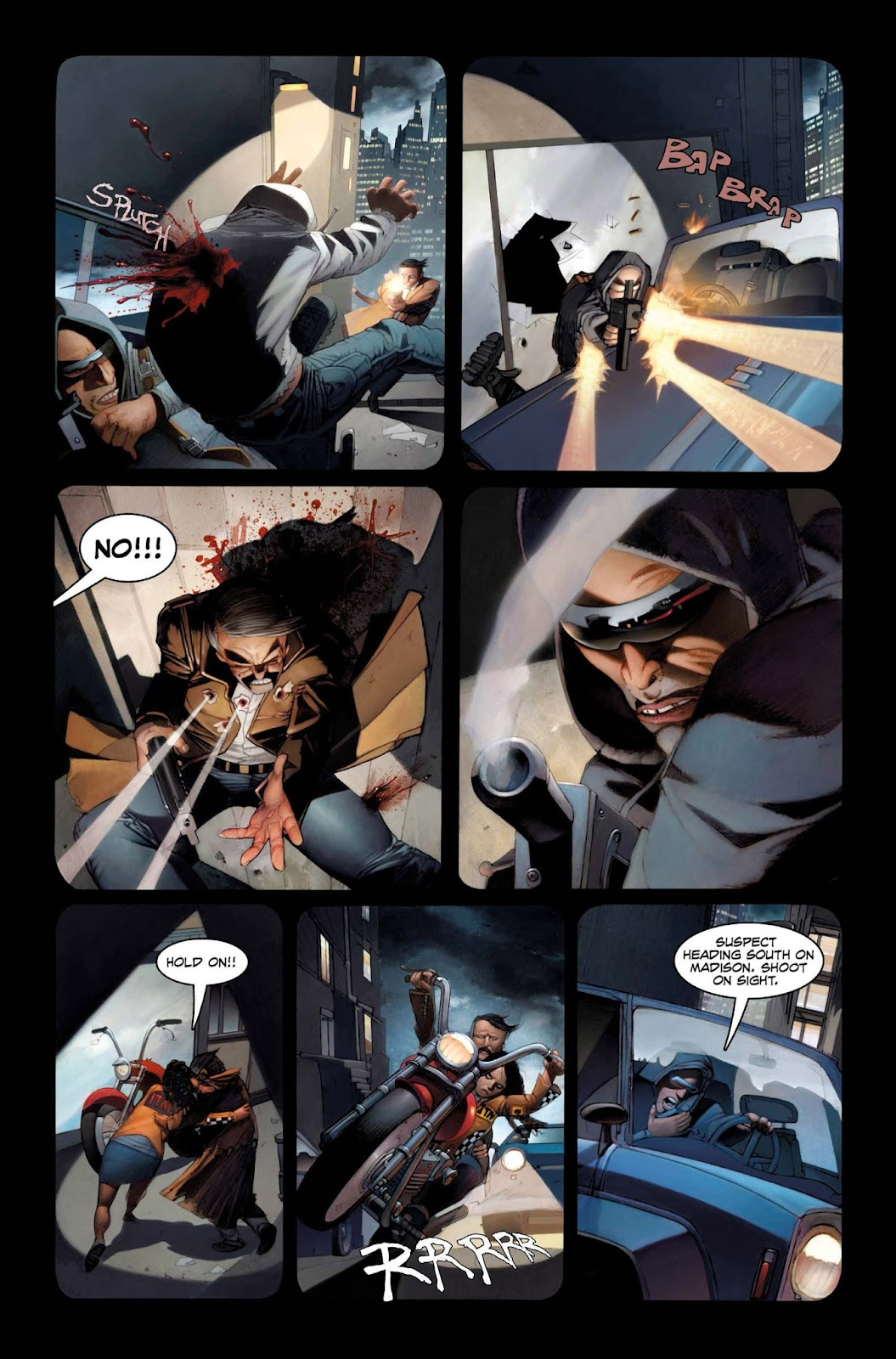 13 Coins issue TPB - Page 19