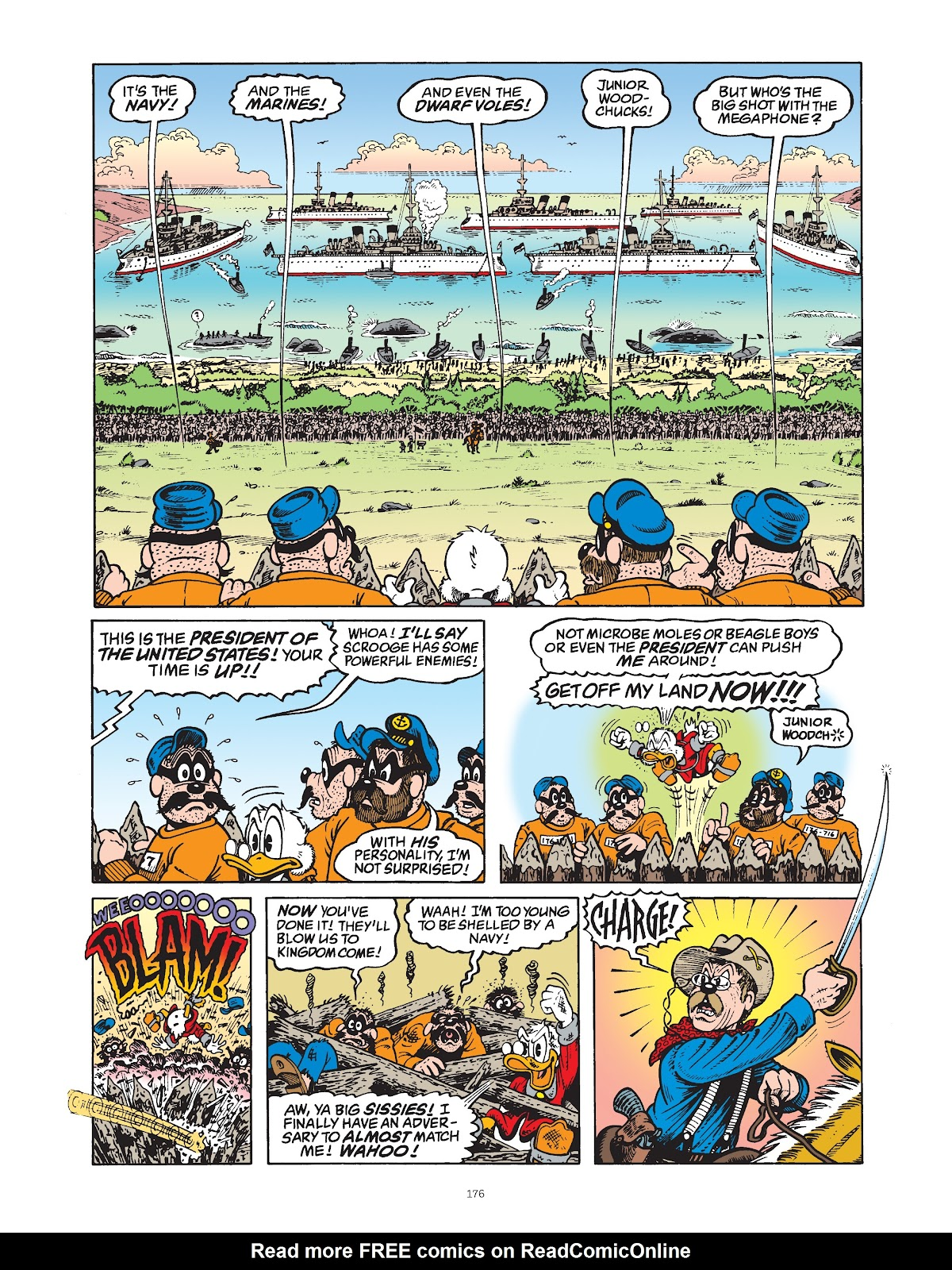 Read online The Complete Life and Times of Scrooge McDuck comic -  Issue # TPB 1 (Part 2) - 72