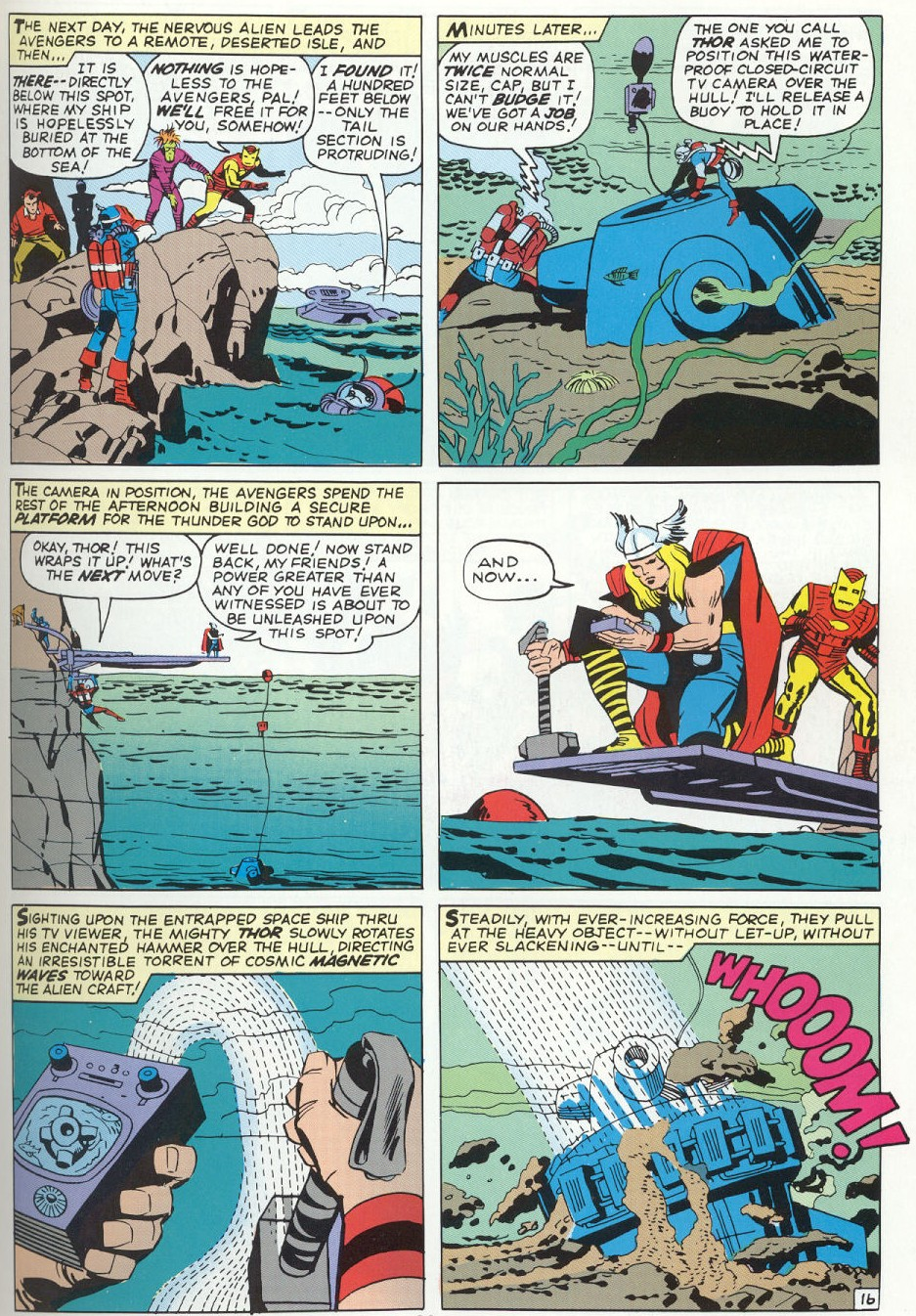 The Avengers (1963) 4 Page 16