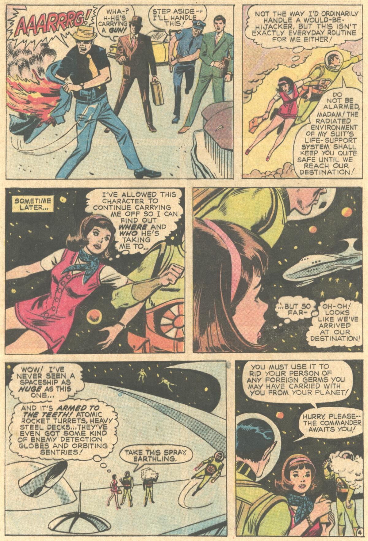Read online Adventure Comics (1938) comic -  Issue #415 - 6