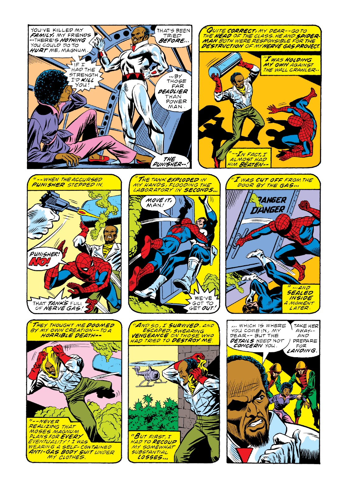 Read online Marvel Masterworks: Luke Cage, Power Man comic -  Issue # TPB 3 (Part 1) - 100