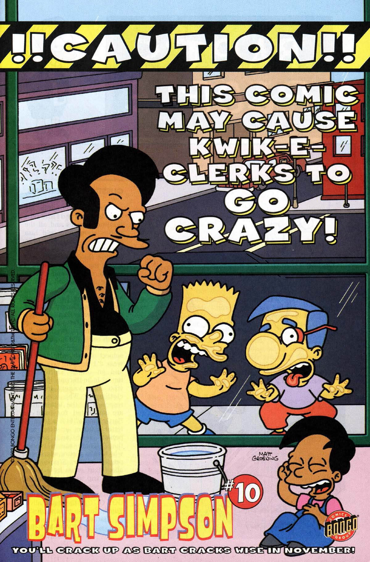 Read online Simpsons Comics Presents Bart Simpson comic -  Issue #9 - 28