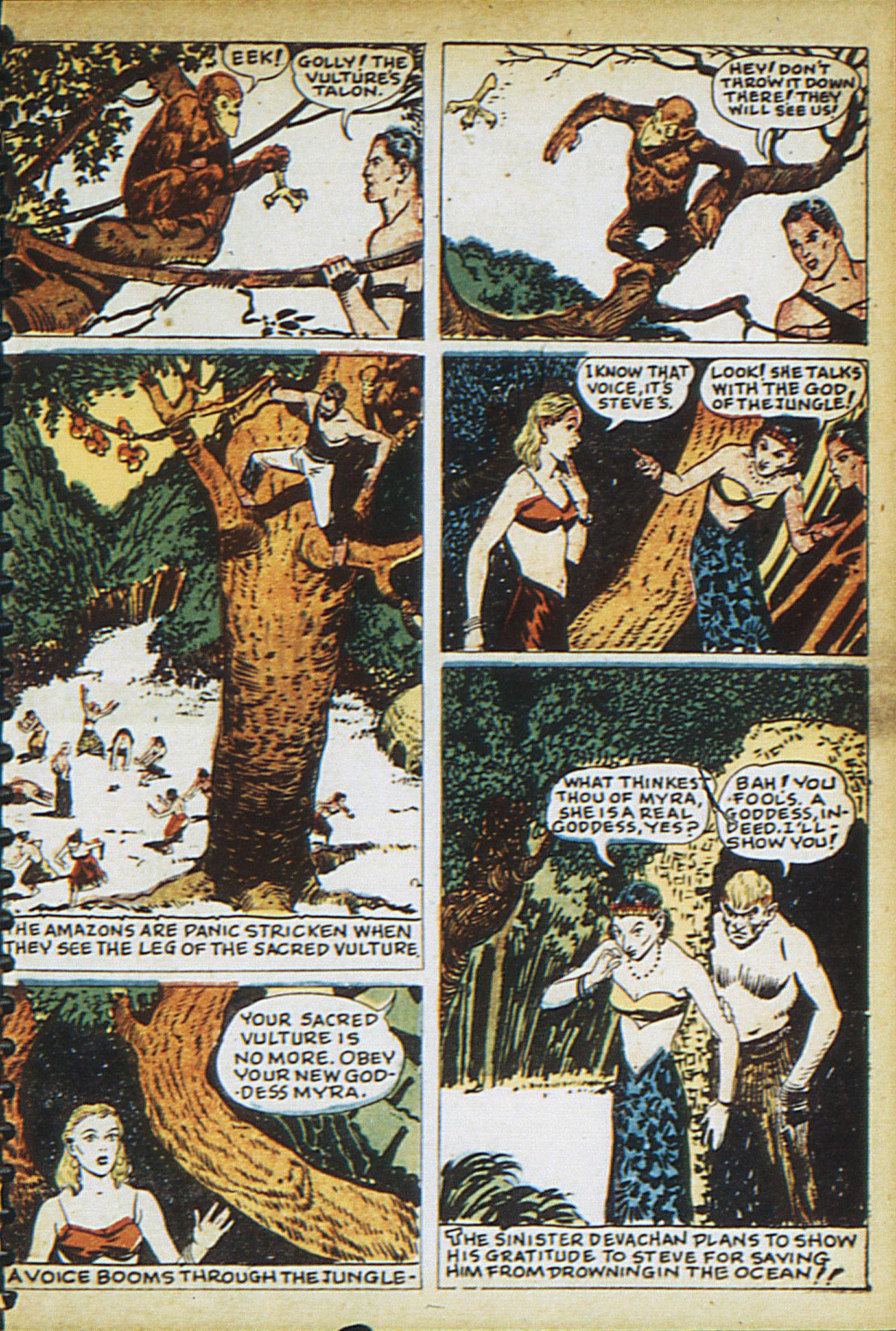 Read online Adventure Comics (1938) comic -  Issue #17 - 20