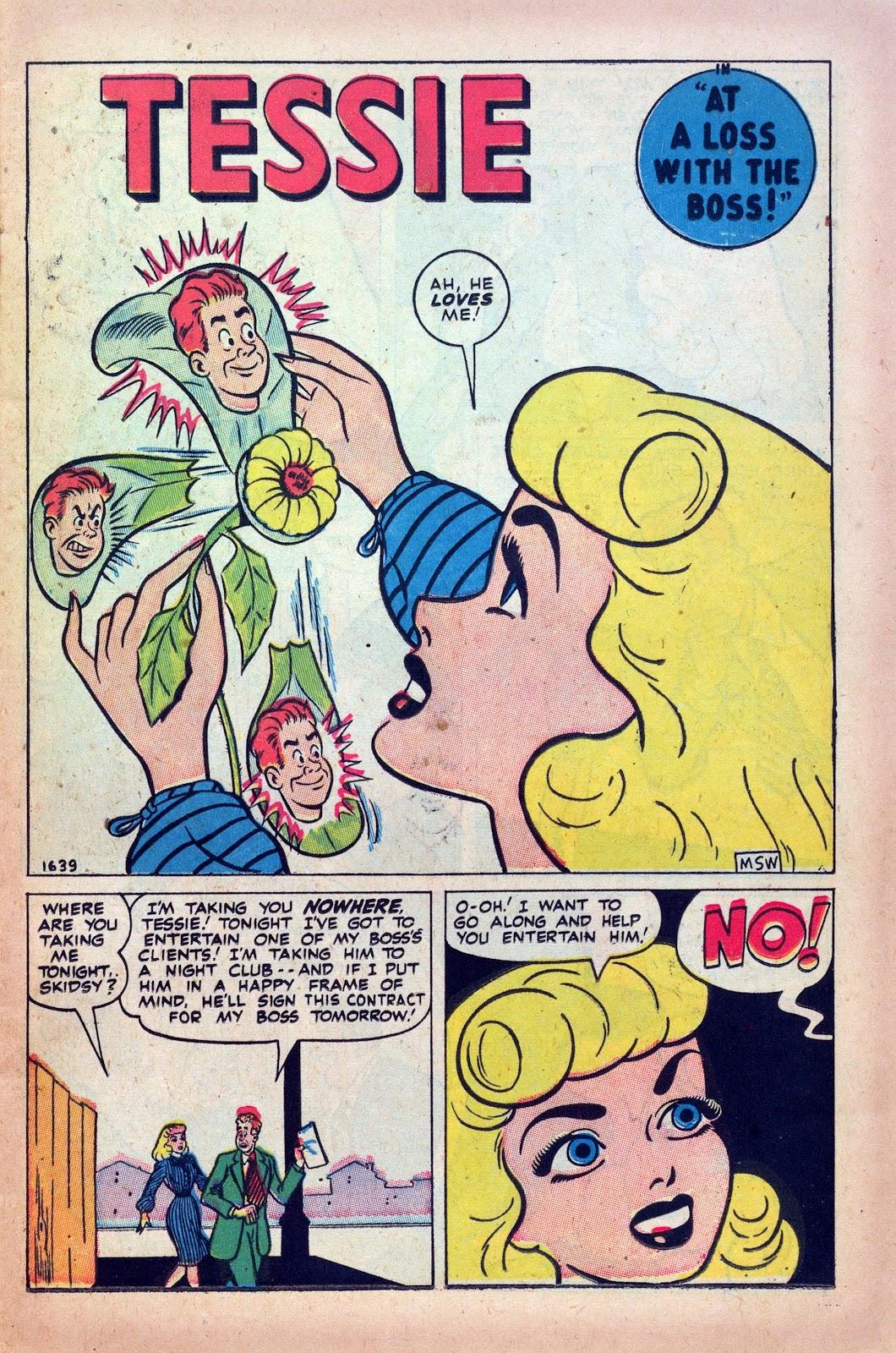Read online Joker Comics comic -  Issue #29 - 11