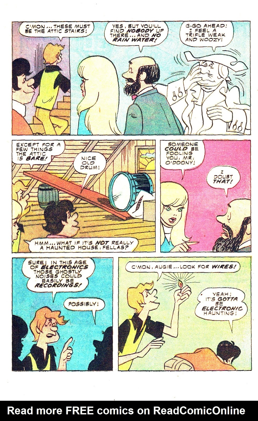 The Funky Phantom issue 13 - Page 13
