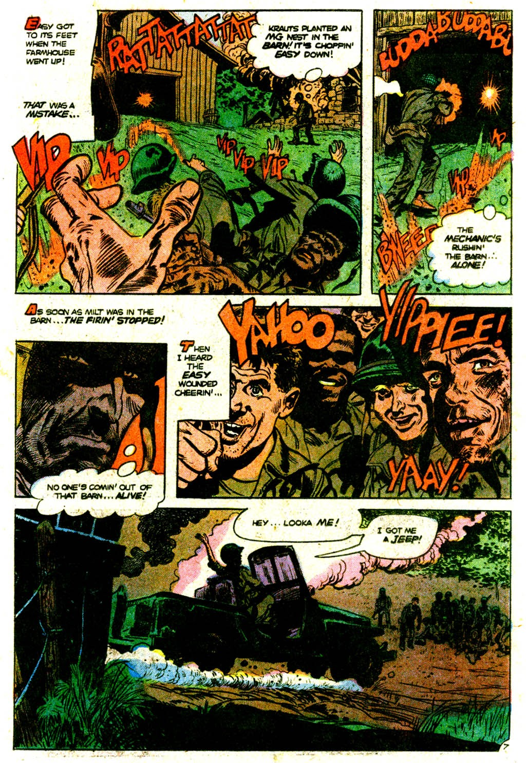 Read online Sgt. Rock comic -  Issue #313 - 10
