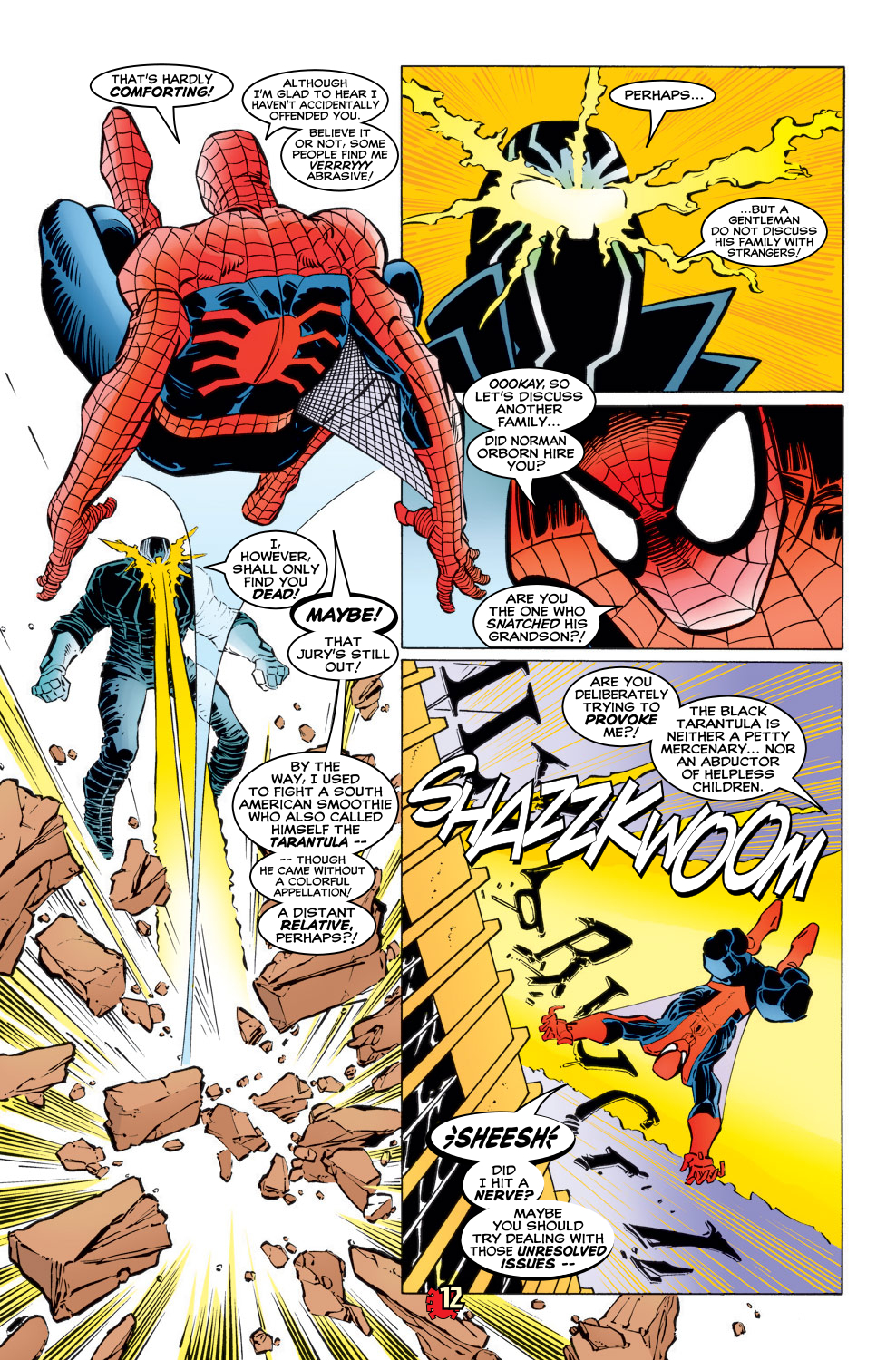 The Amazing Spider-Man (1963) 432 Page 12