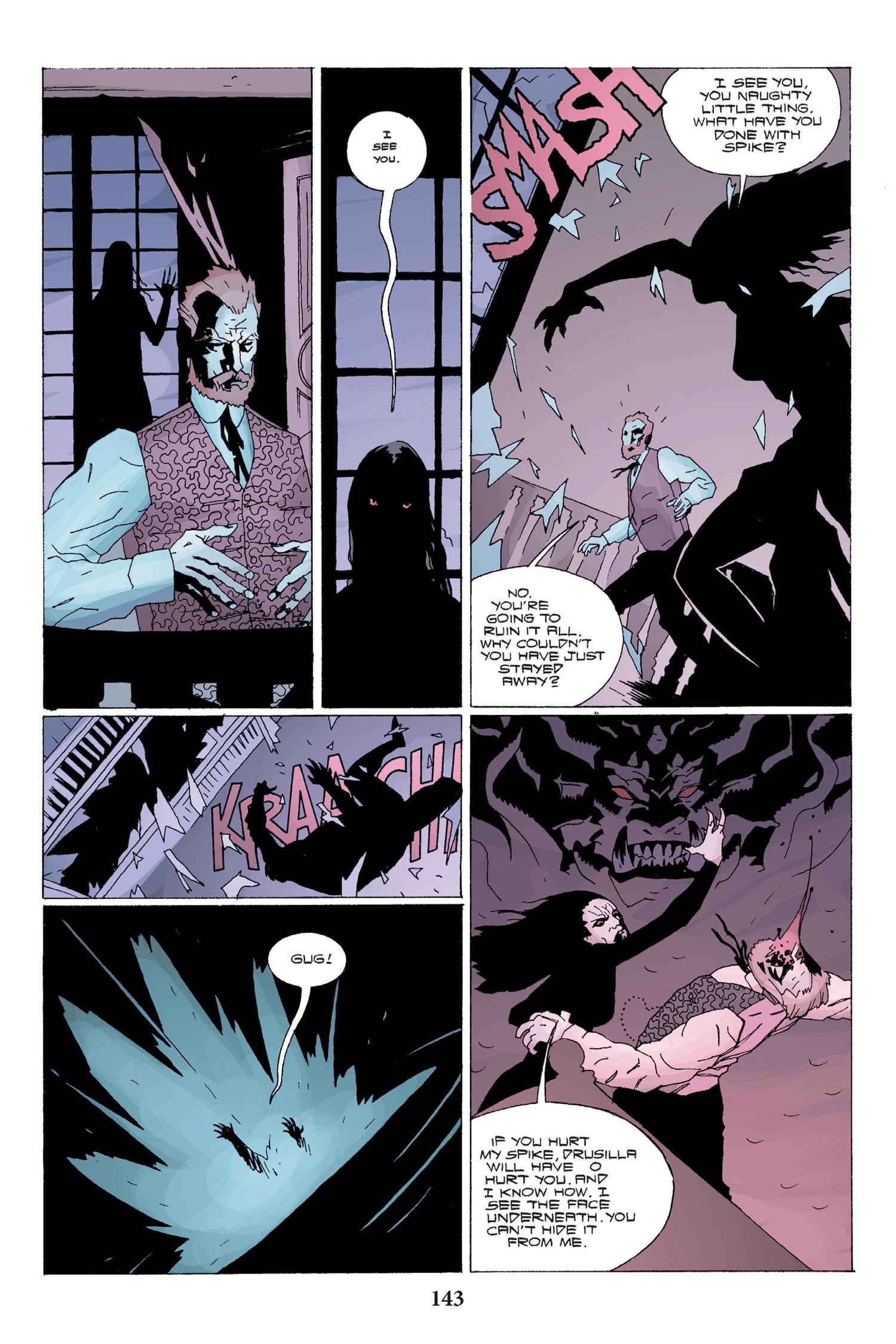 Read online Buffy the Vampire Slayer: Omnibus comic -  Issue # TPB 2 - 137