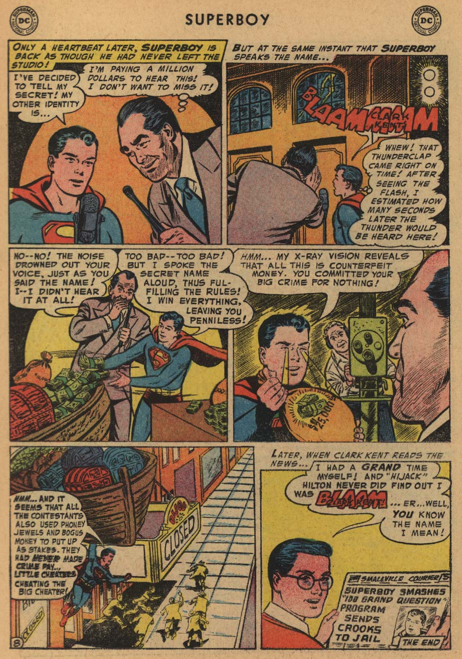 Superboy (1949) issue 47 - Page 18