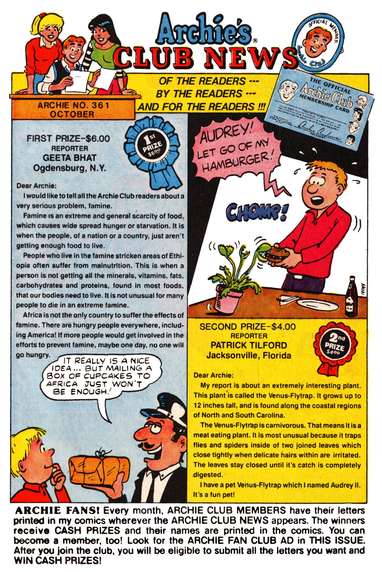 Read online Archie (1960) comic -  Issue #361 - 28
