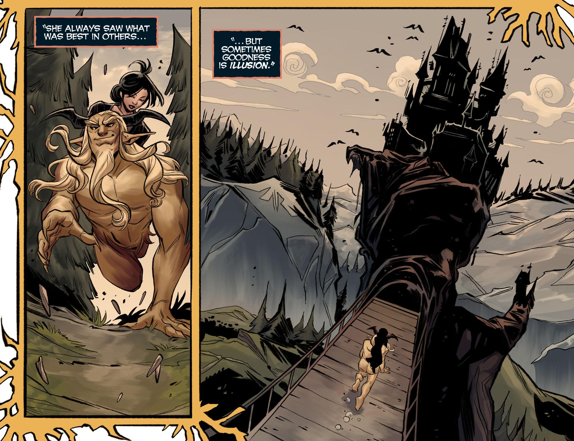 Read online DC Comics: Bombshells comic -  Issue #96 - 15
