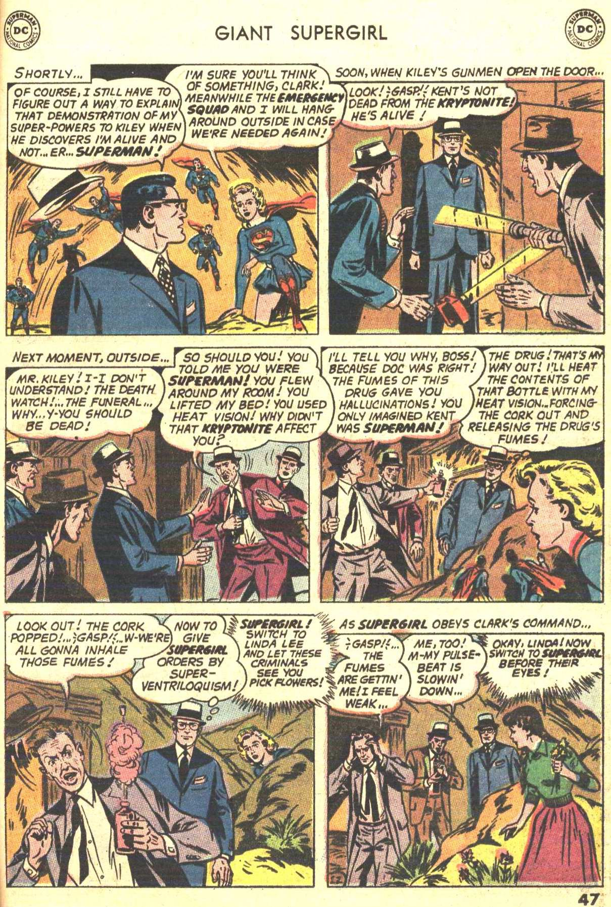 Read online Action Comics (1938) comic -  Issue #373 - 45
