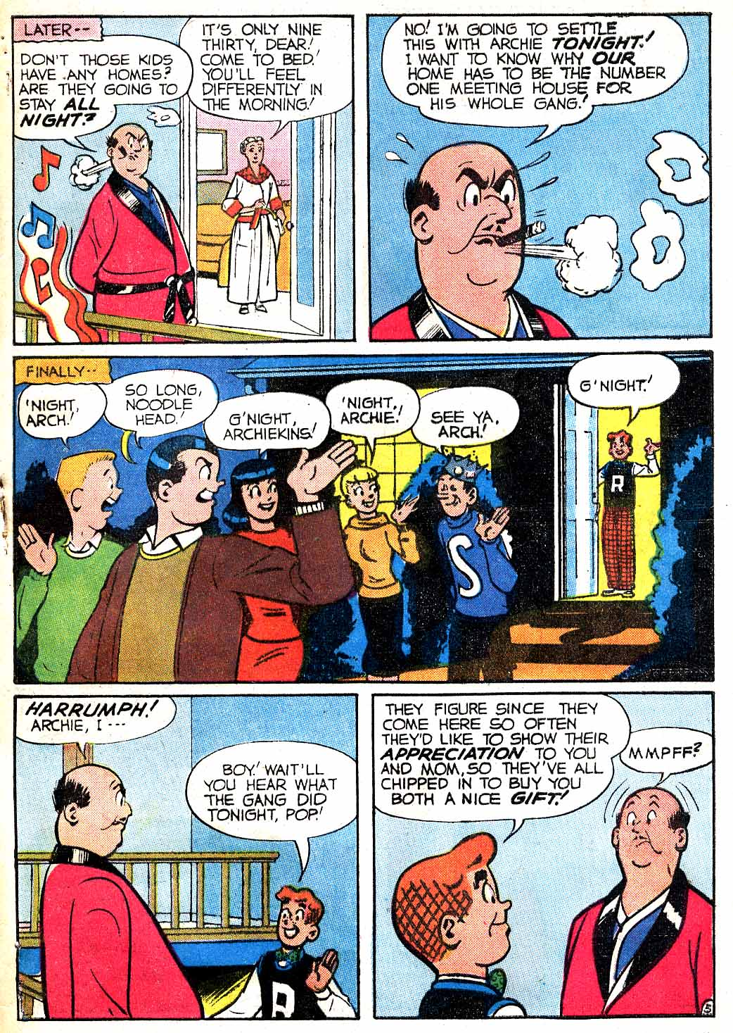 Read online Archie (1960) comic -  Issue #115 - 33