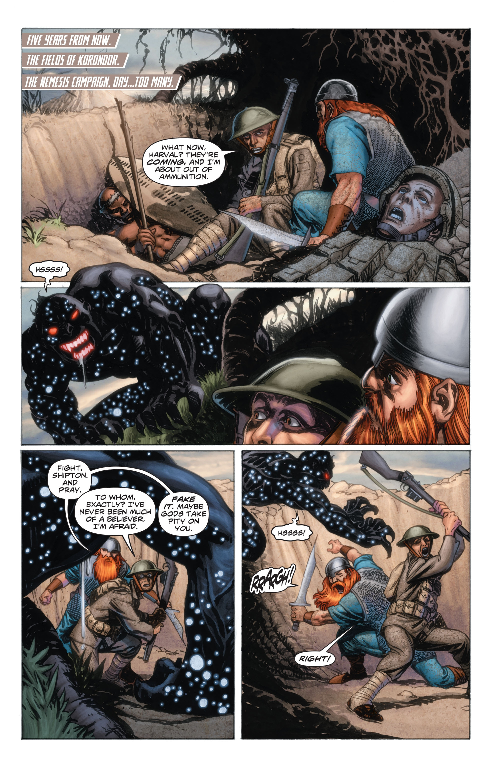 Read online Wonder Woman: Futures End comic -  Issue # Full - 2