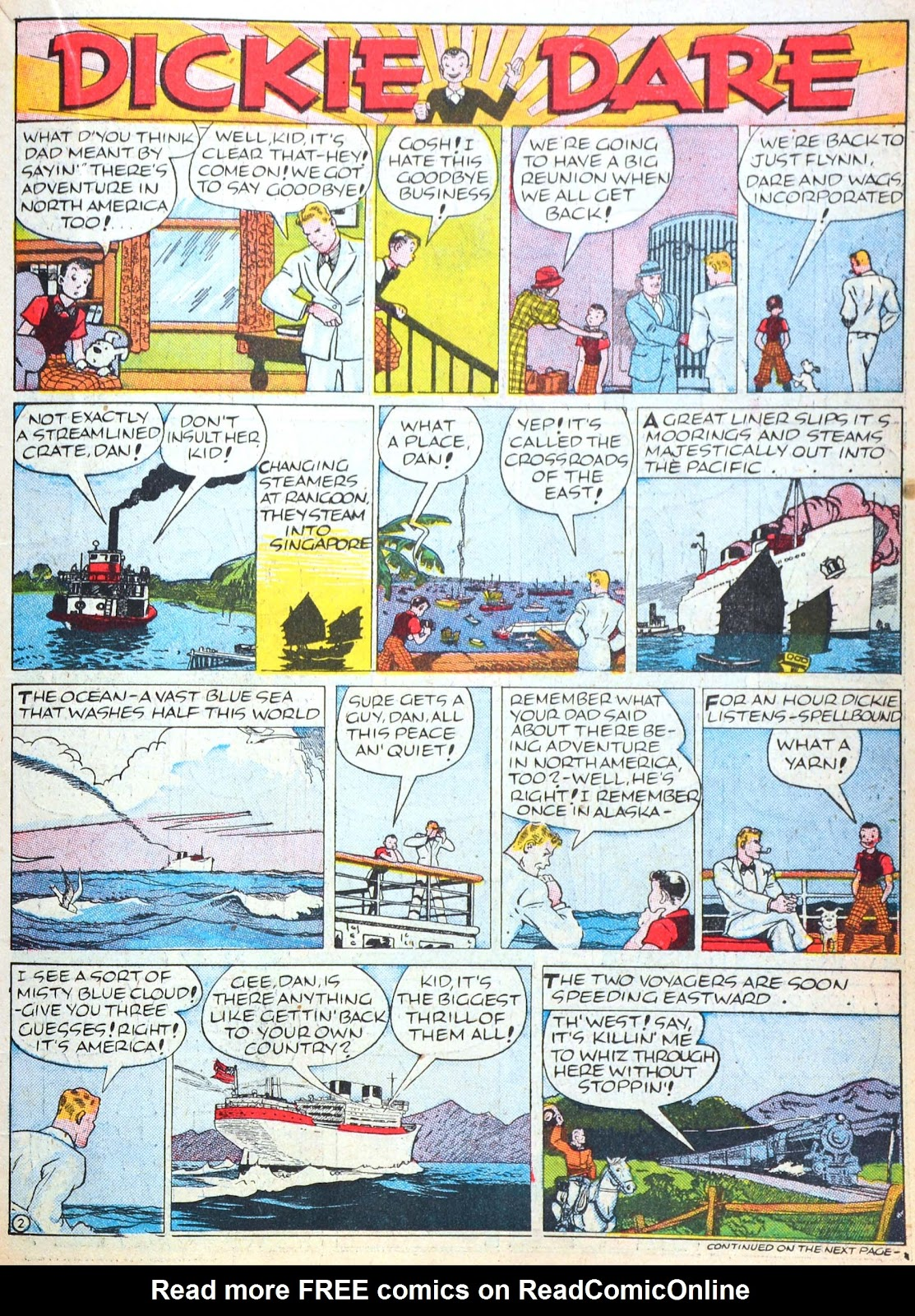 Read online Famous Funnies comic -  Issue #52 - 27