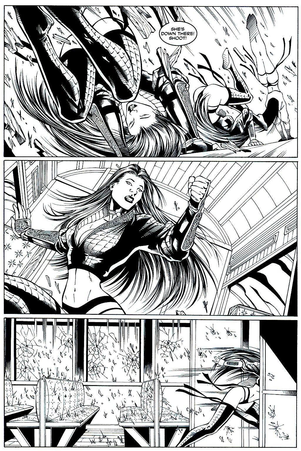 Read online Shi: Sempo comic -  Issue #2 - 11