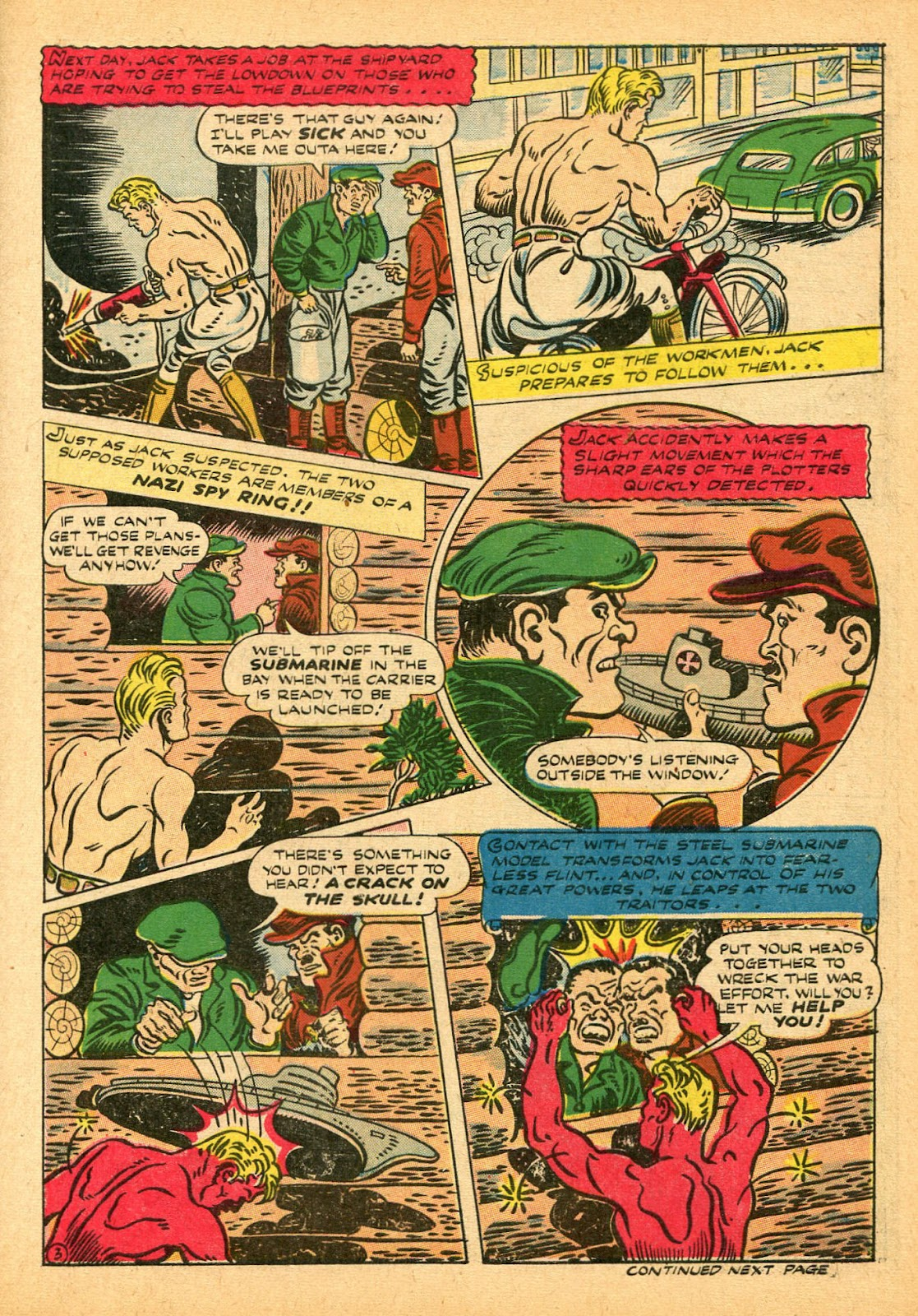 Read online Famous Funnies comic -  Issue #108 - 13