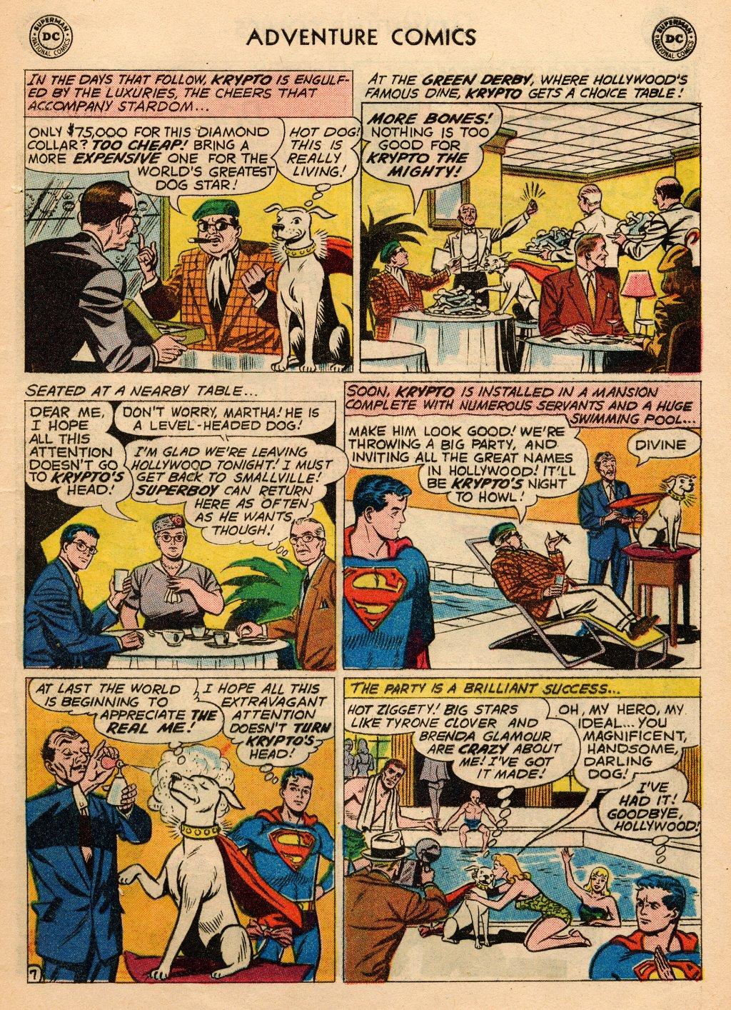 Read online Adventure Comics (1938) comic -  Issue #272 - 9