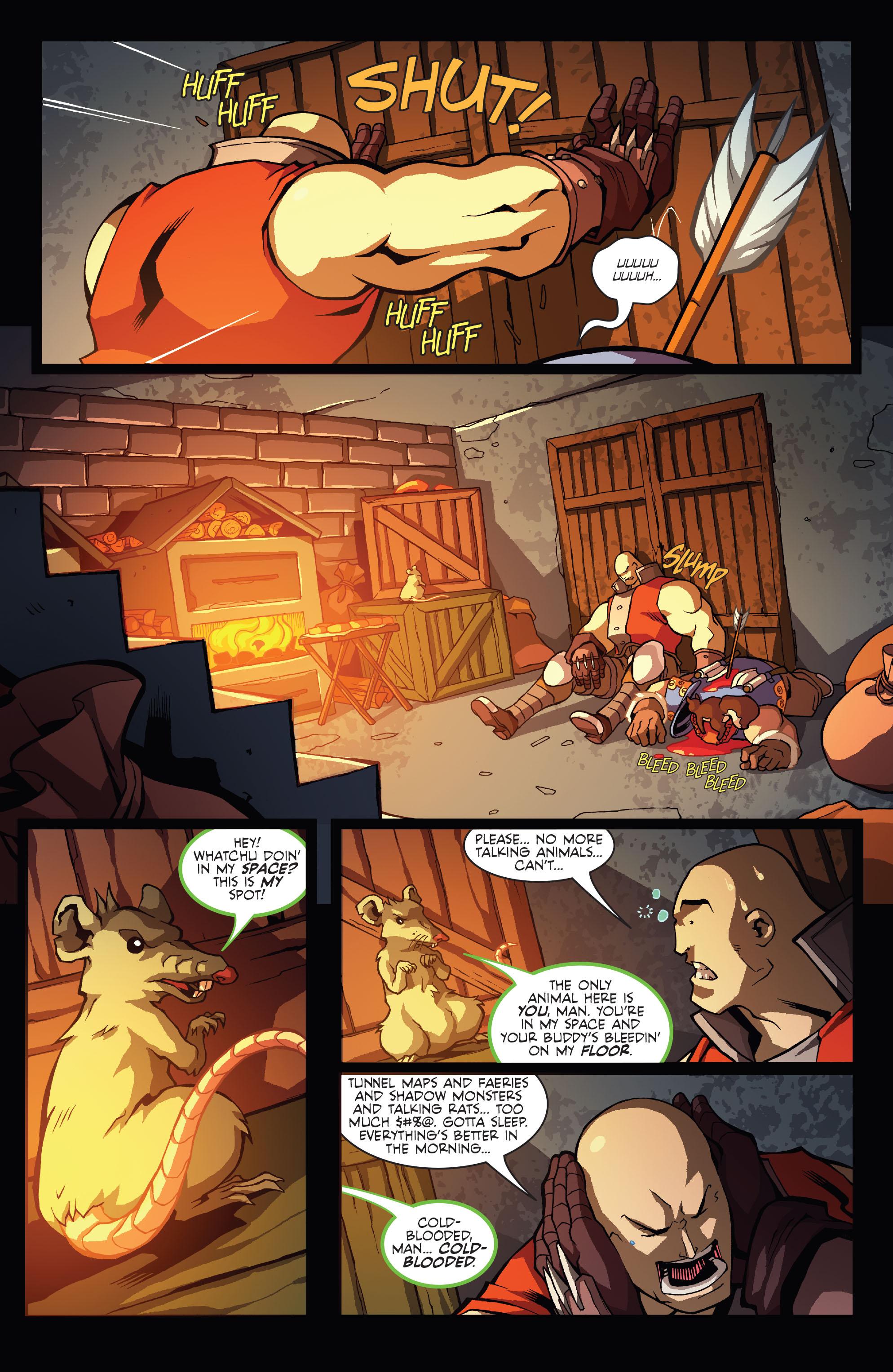 Read online Skullkickers comic -  Issue #10 - 8