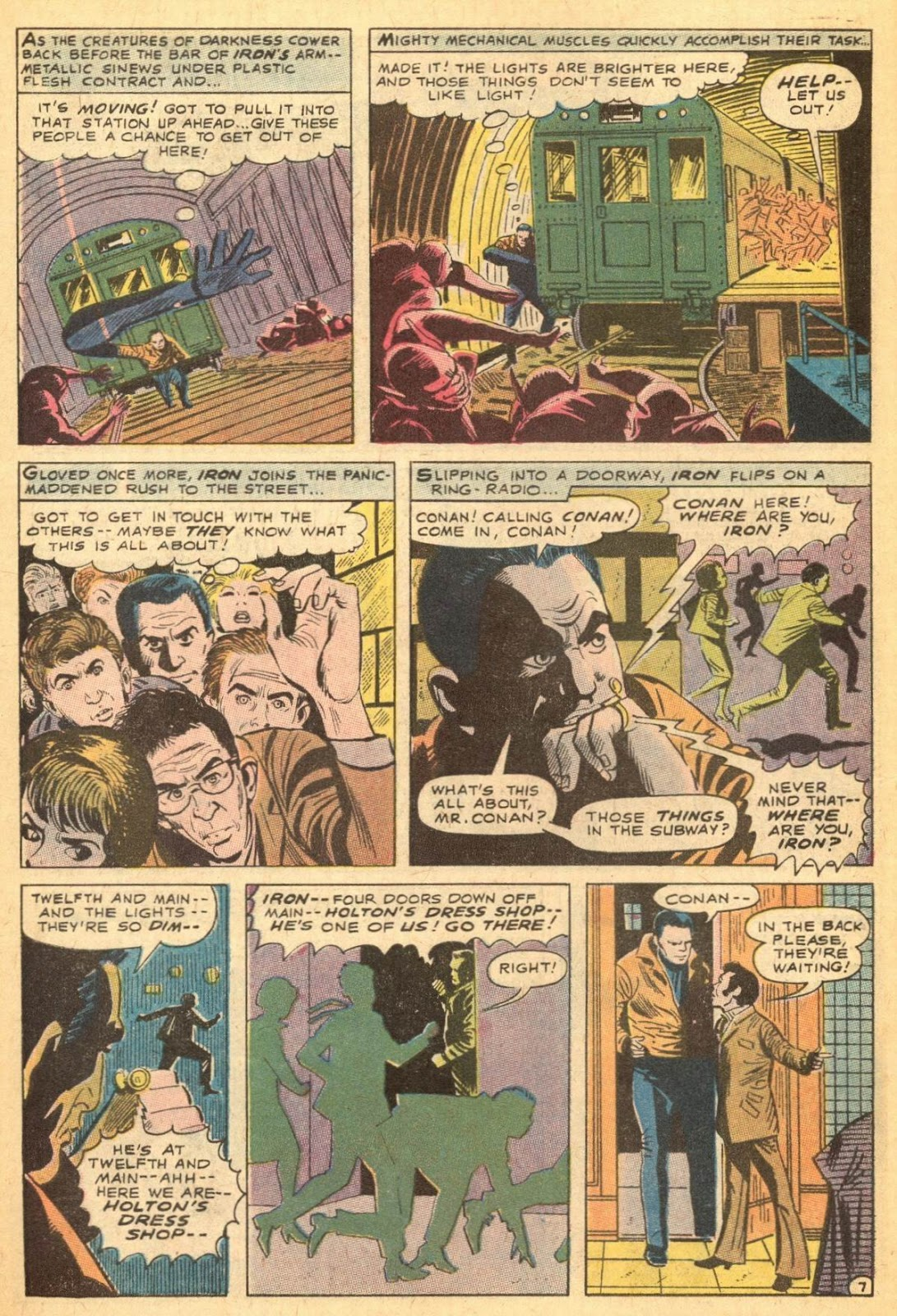 Metal Men (1963) issue 38 - Page 10