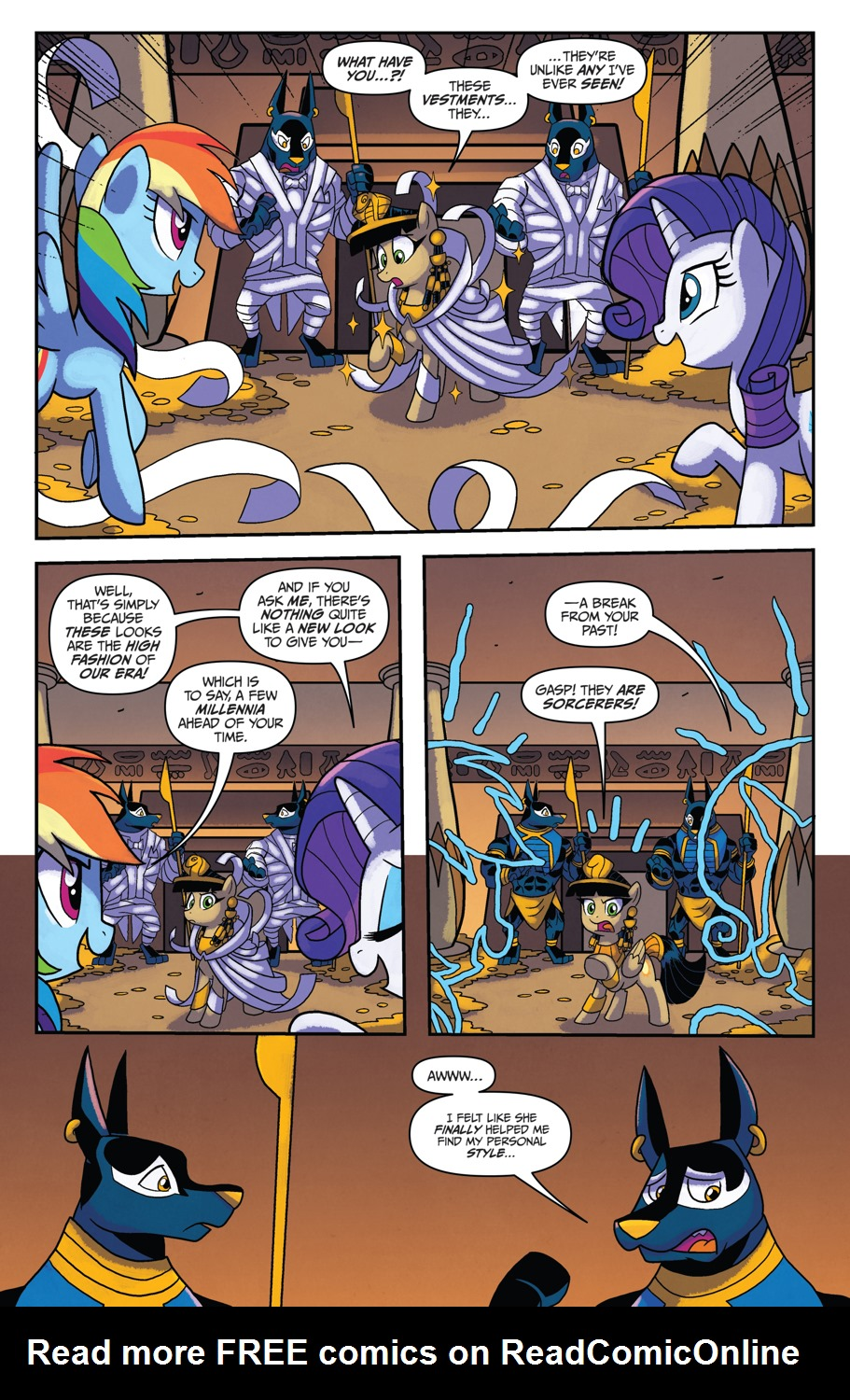 Read online My Little Pony: Friendship is Magic comic -  Issue #53 - 15