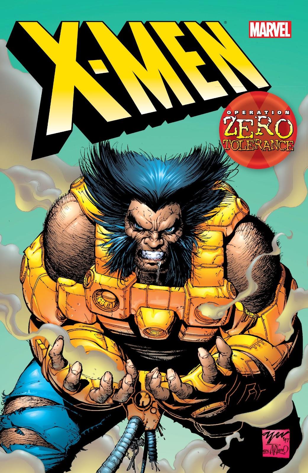 X-Men: Operation Zero Tolerance TPB_(Part_1) Page 1