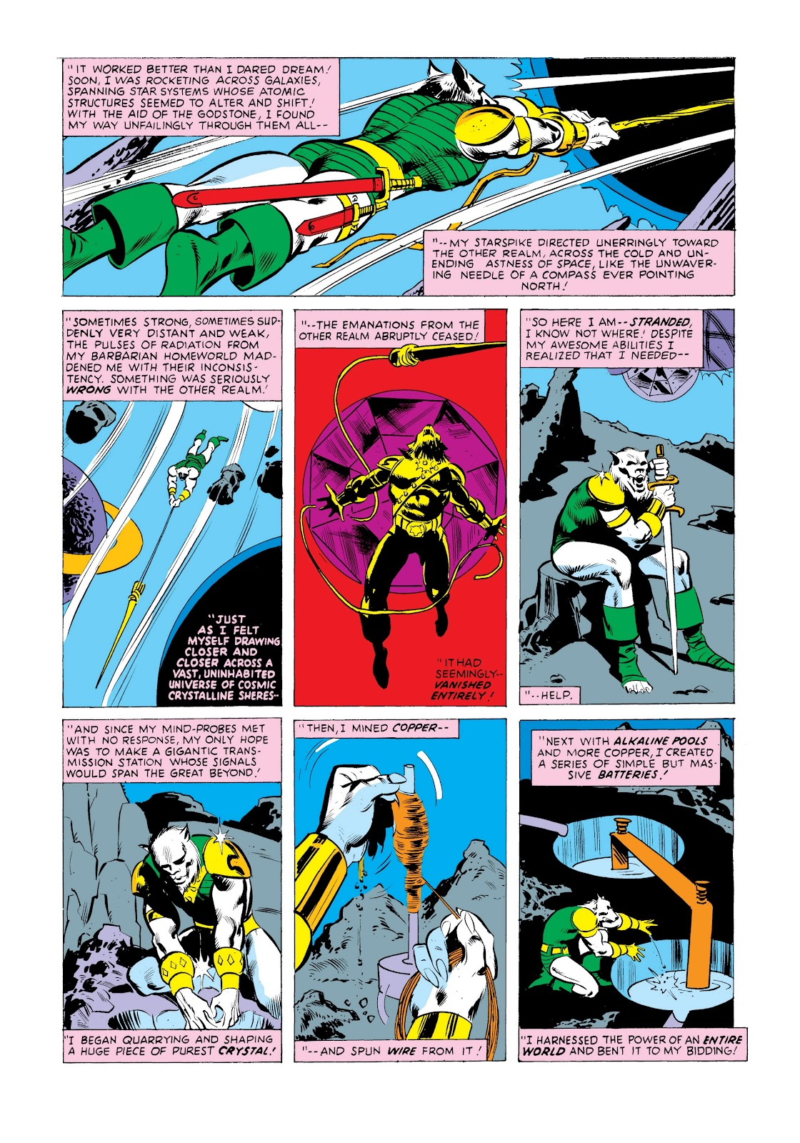 Marvel Masterworks: The Savage She-Hulk issue TPB_1_(Part_3) - Page 49