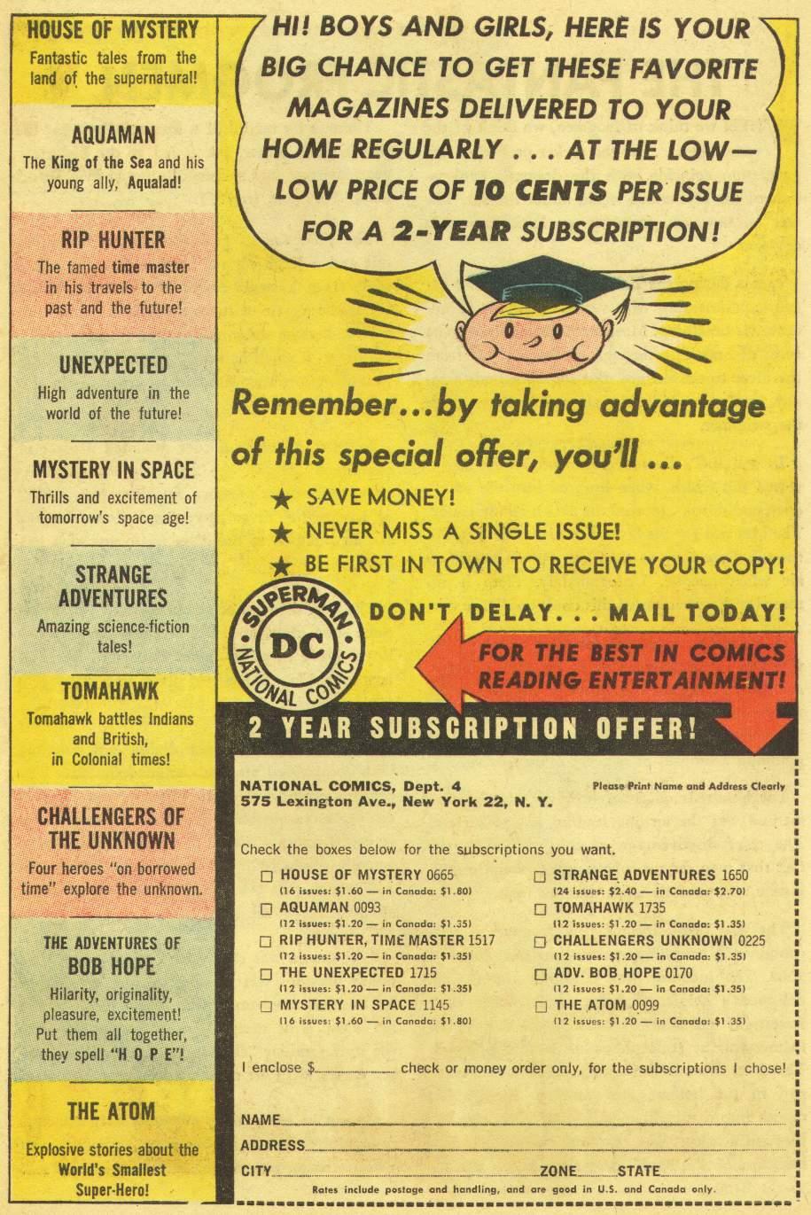 Read online Aquaman (1962) comic -  Issue #11 - 11