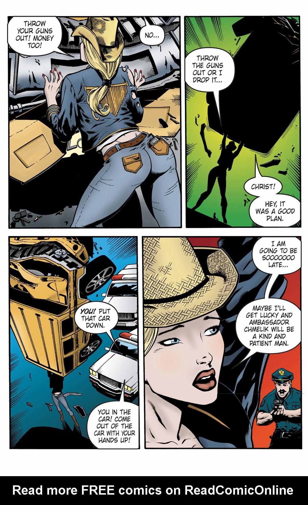 Read online SideChicks comic -  Issue #1 - 27