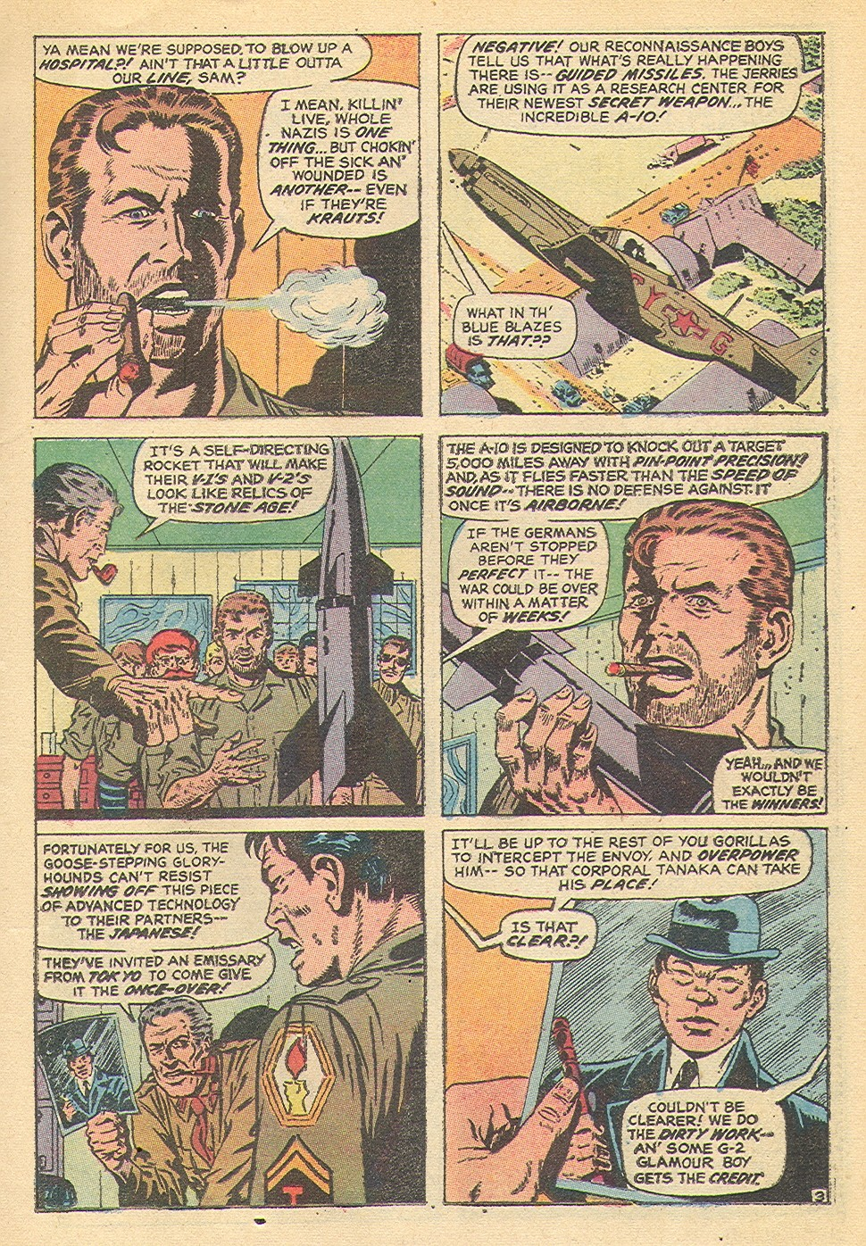 Read online Sgt. Fury comic -  Issue #92 - 5