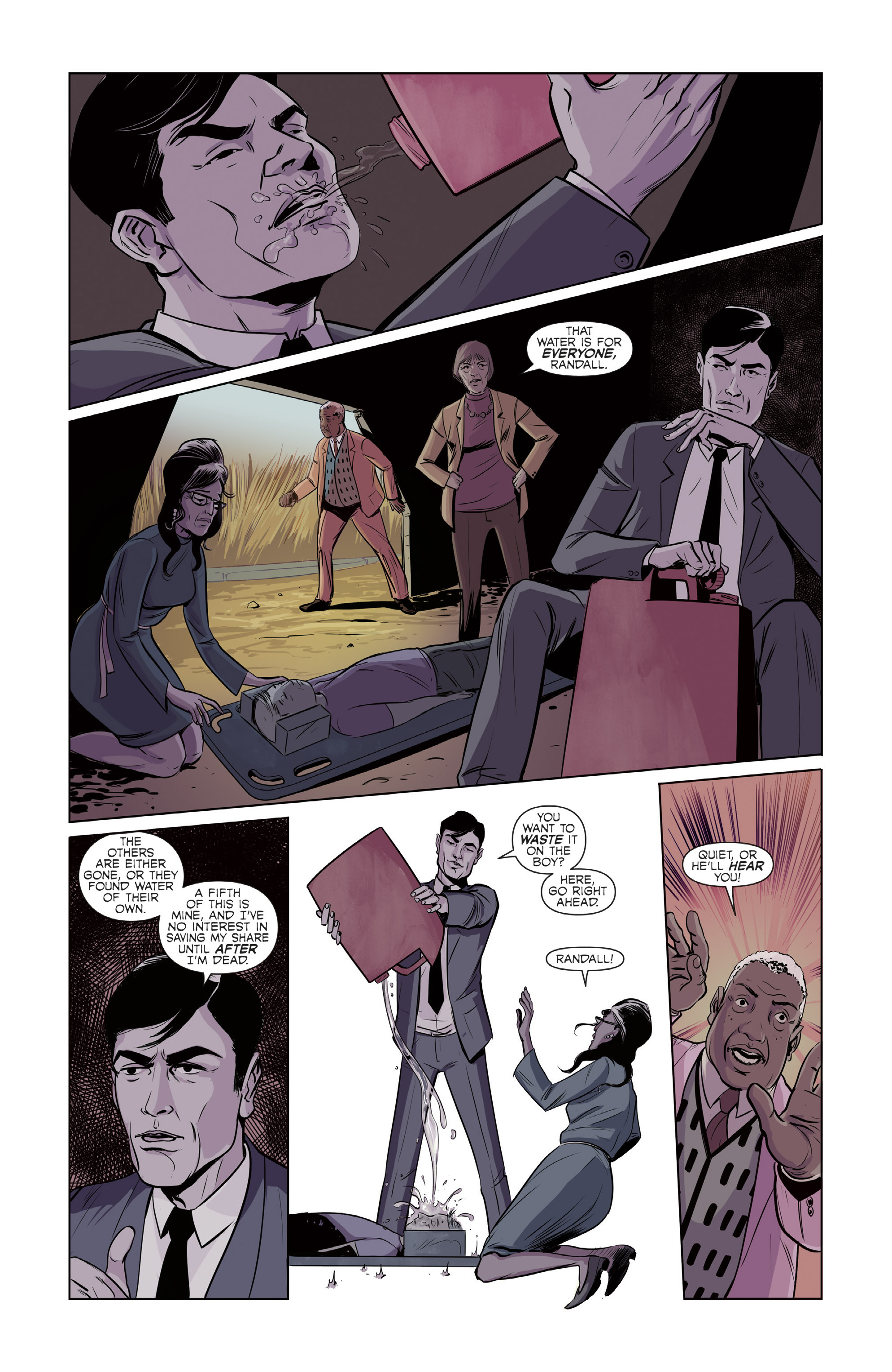 Read online Colossi comic -  Issue #2 - 8